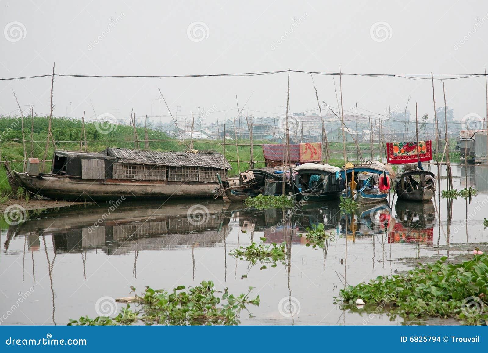 农厂鱼越南