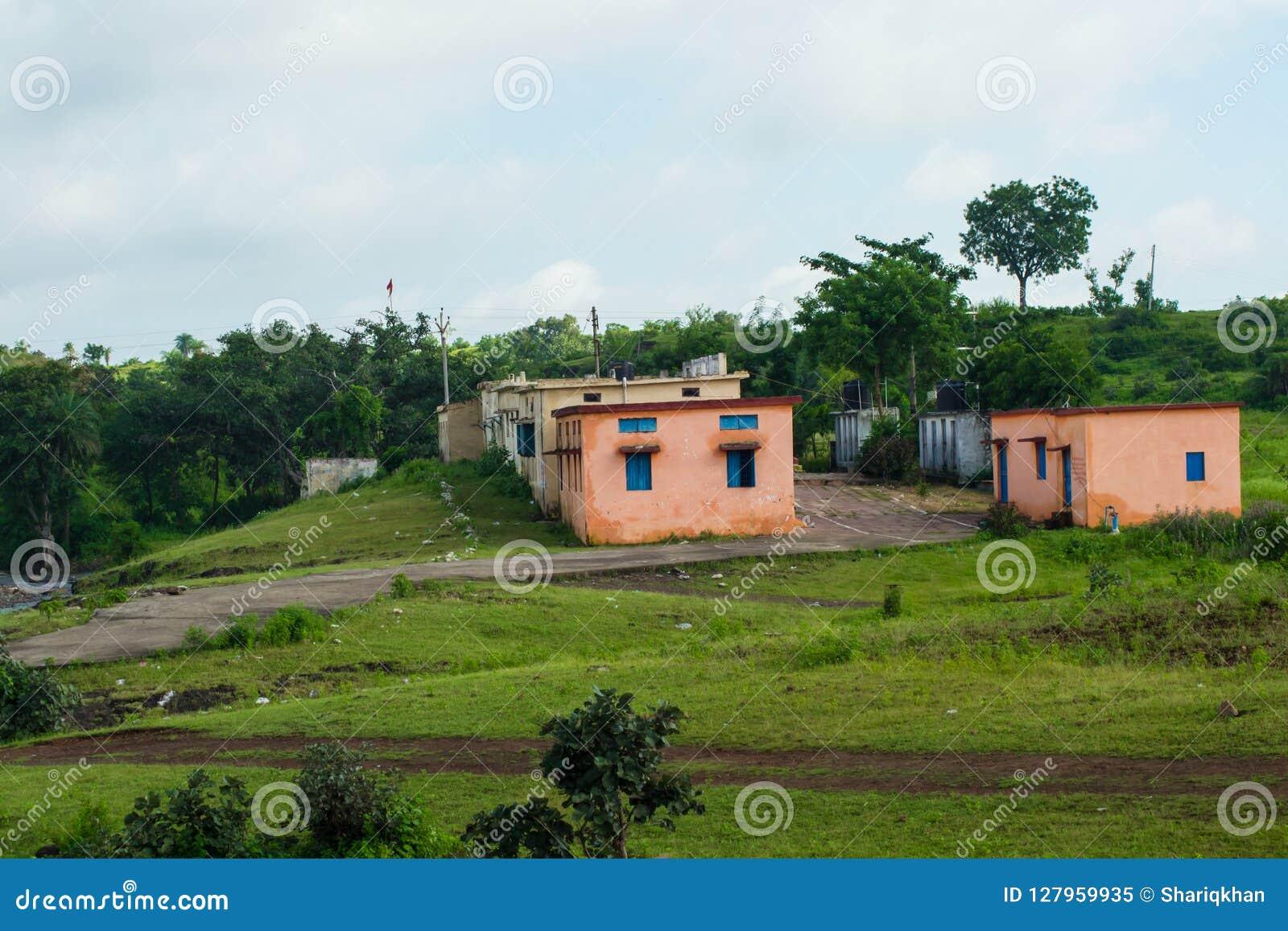 农村学校和旅舍