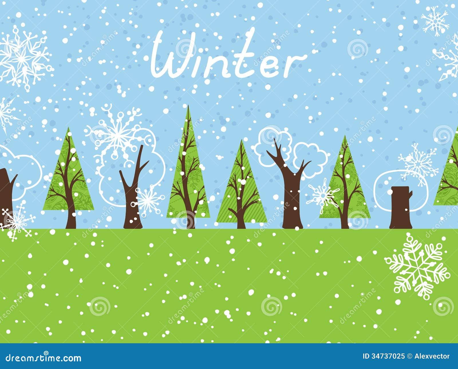 冬天树和地球.有您的天空的版面在文本和地方上.4月黑板报冷杉设计图图片