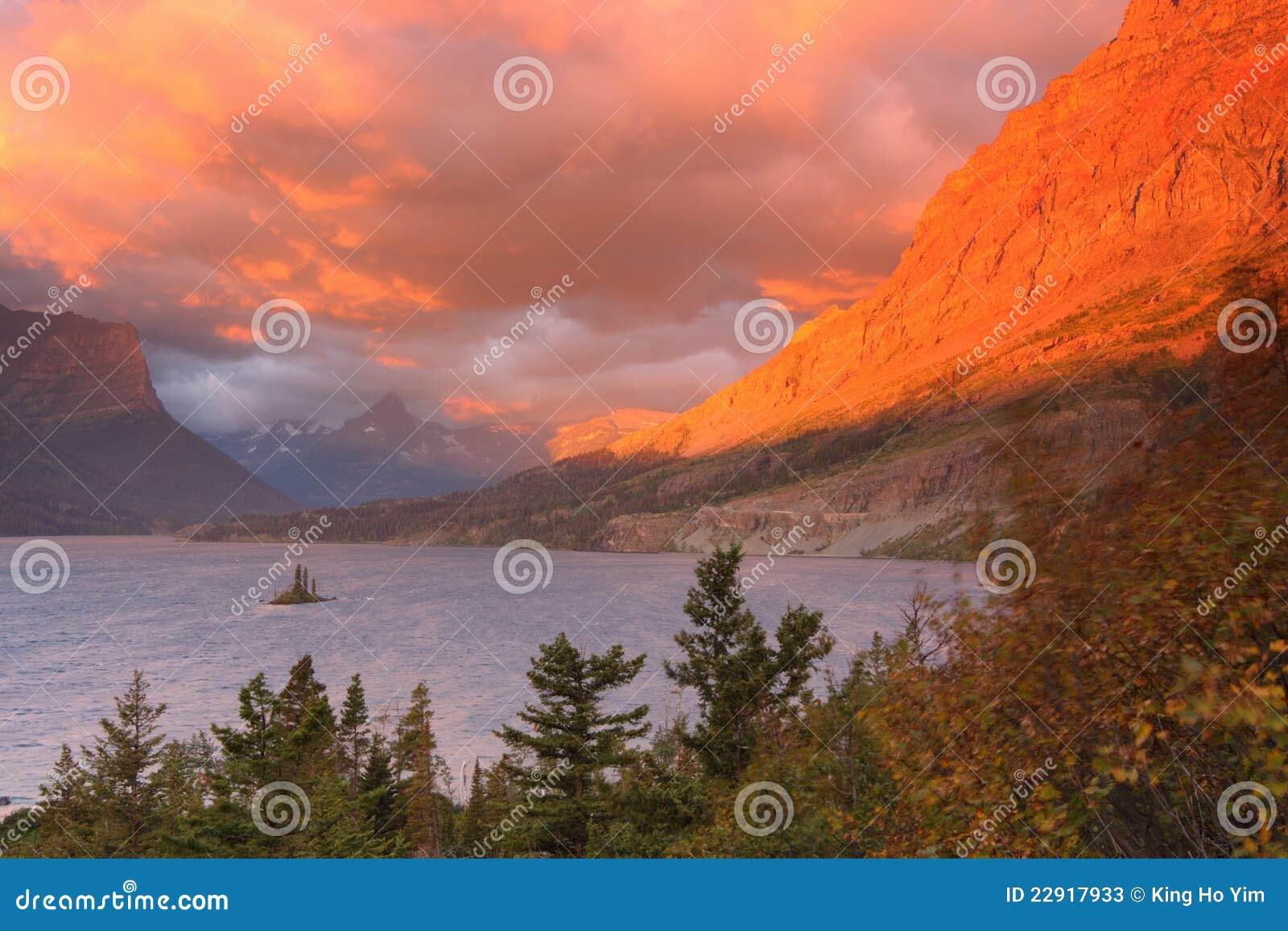 冰川国家公园