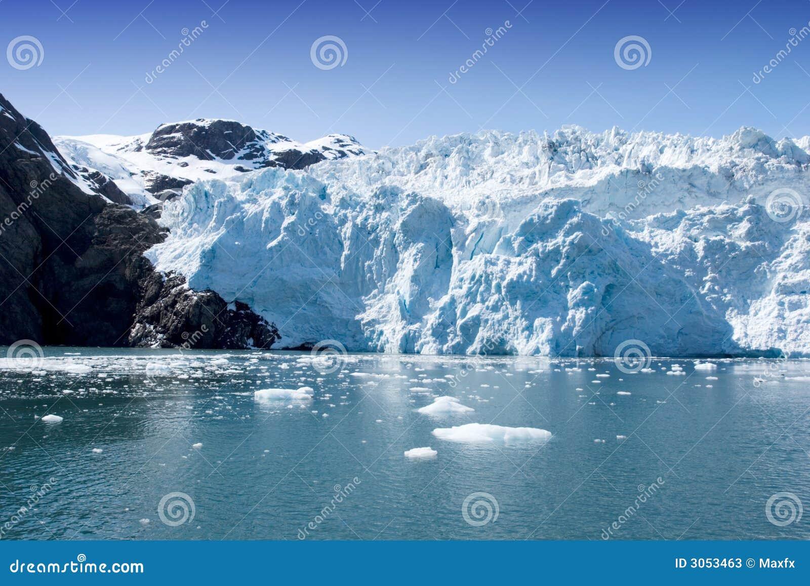 冰川hubbard