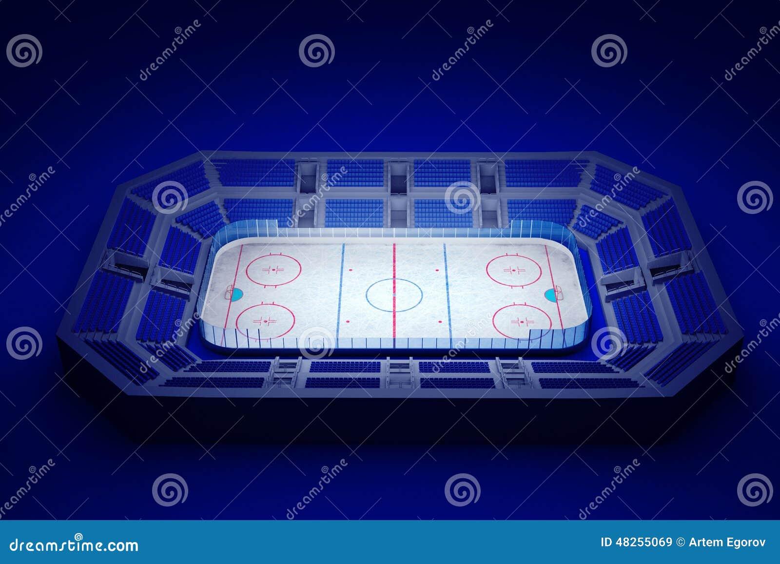 冰球竞技场