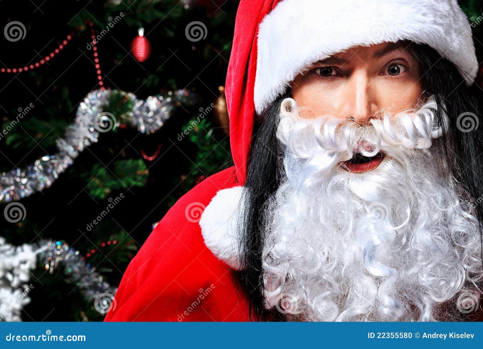 冷静圣诞老人