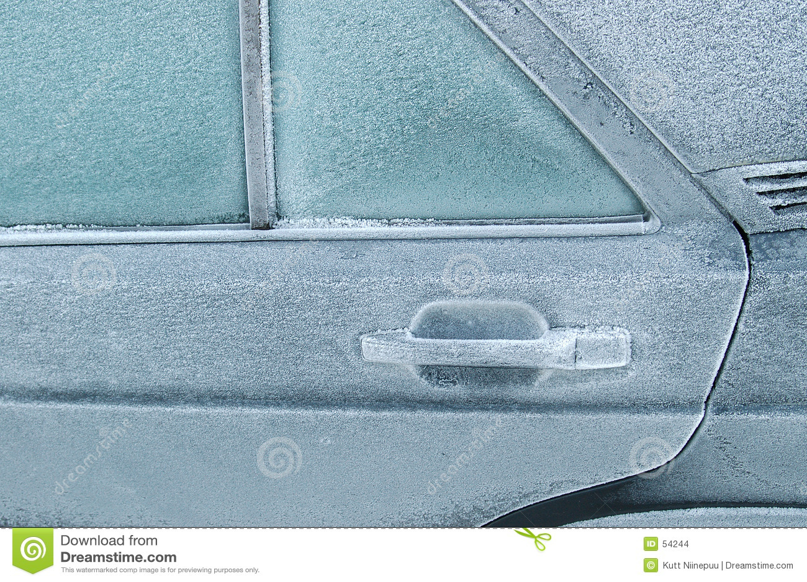 冻结关闭的后门