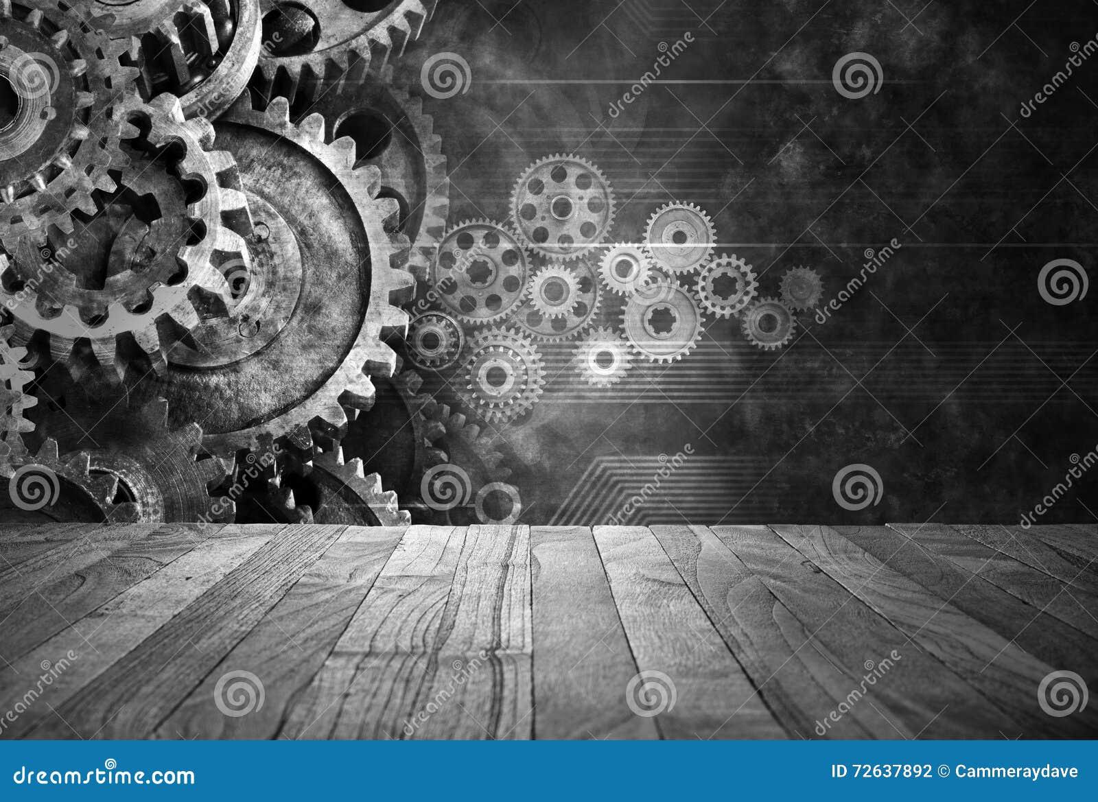 减速火箭的企业嵌齿轮技术背景