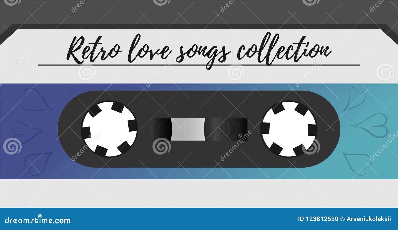 减速火箭的样式磁性录声磁带背景 20世纪80年代葡萄酒册页音乐存贮设备 老录音磁带卡式磁带