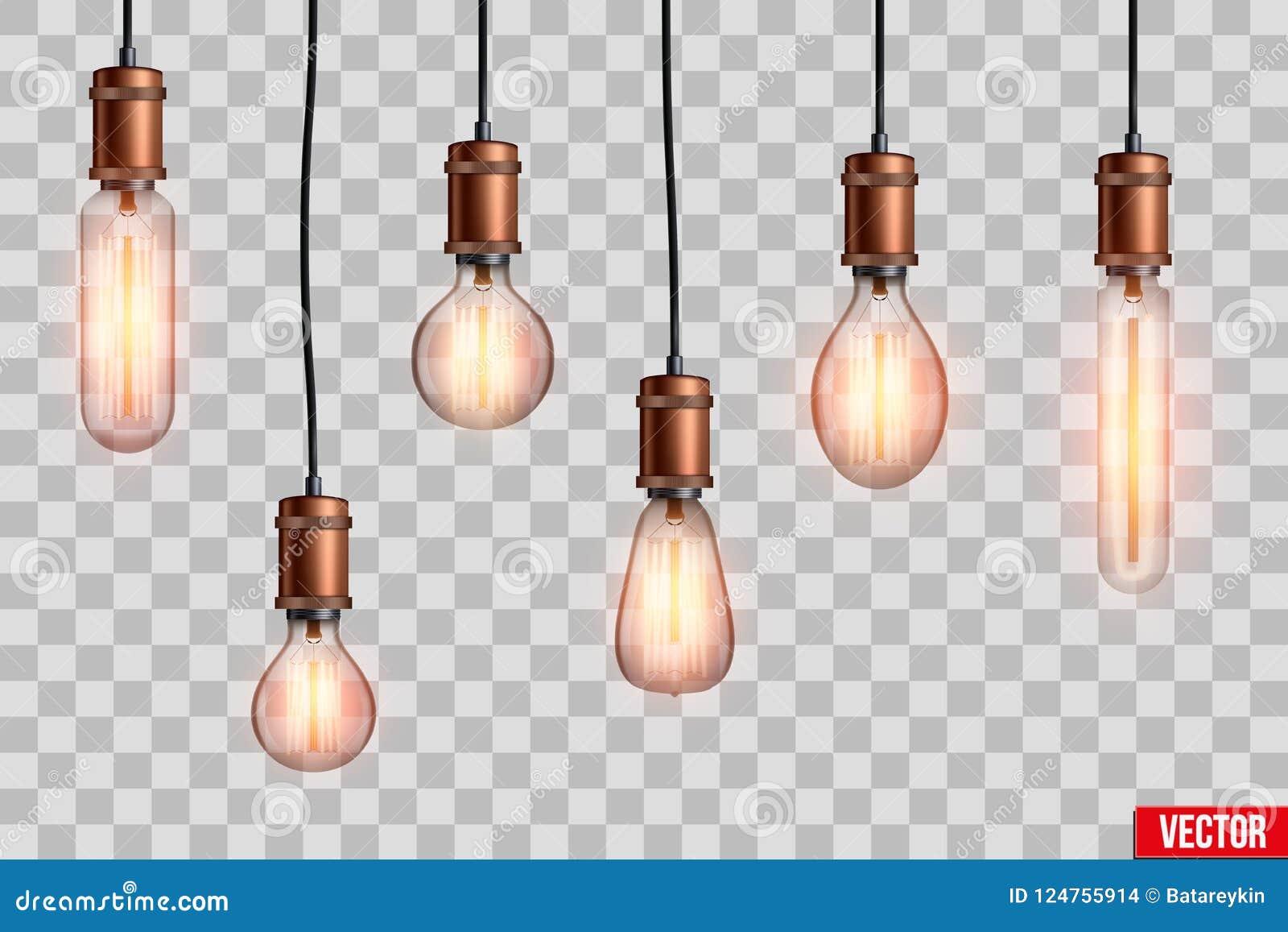 减速火箭的爱迪生电灯泡集合