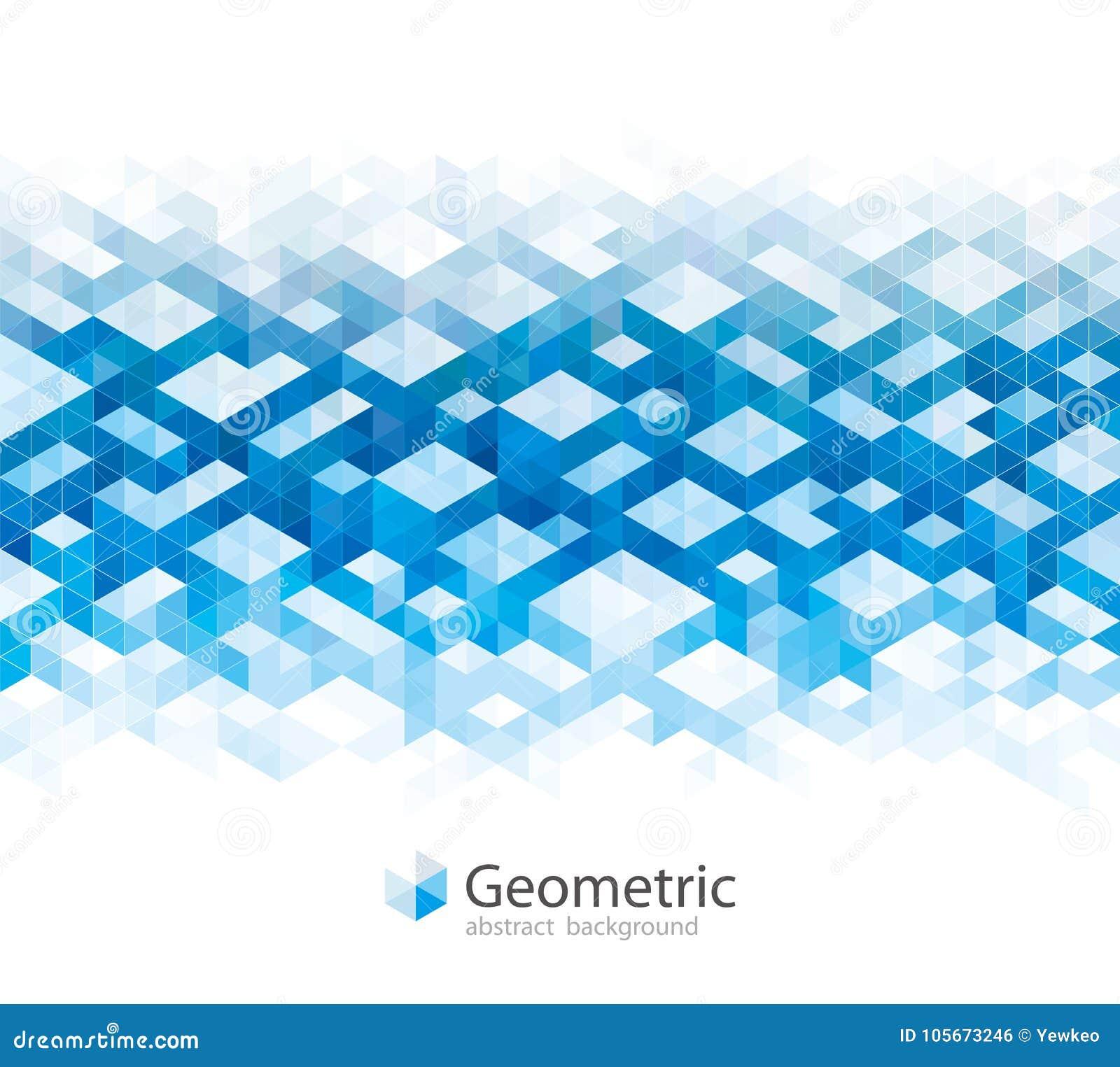 几何抽象建筑学背景向量例证 插画包括有