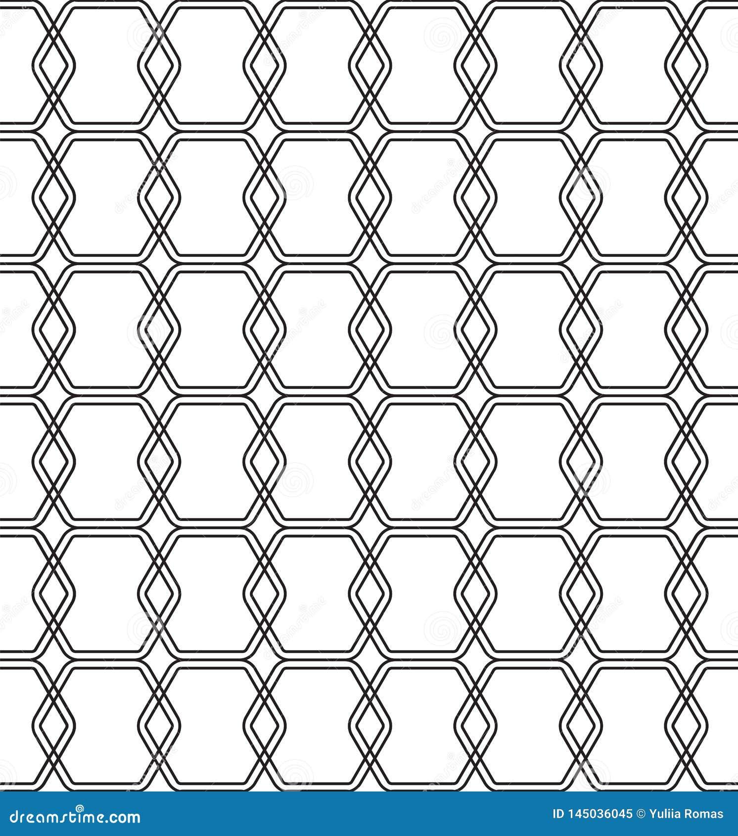 几何无缝的传染媒介背景