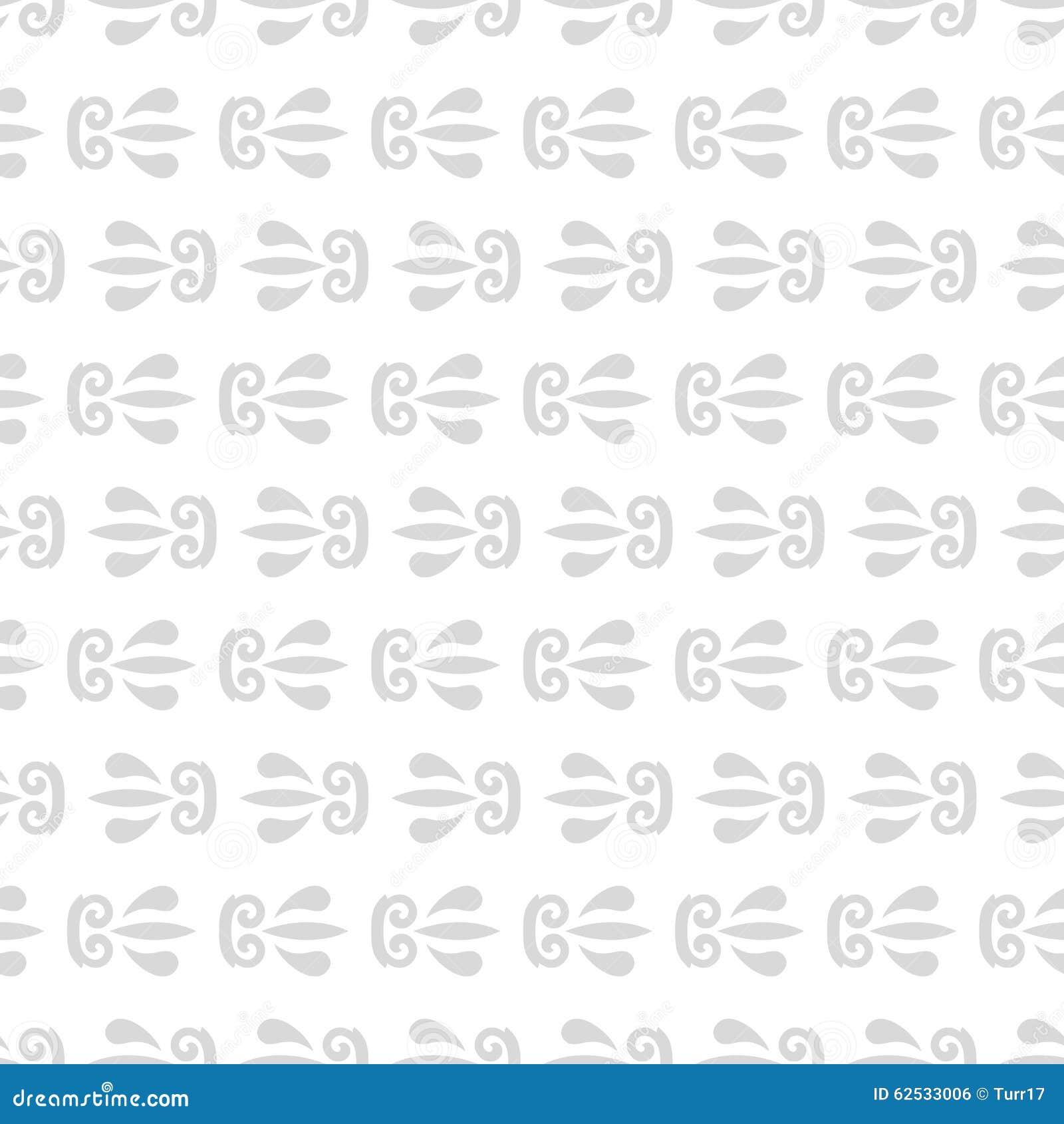 几何无缝的传染媒介样式