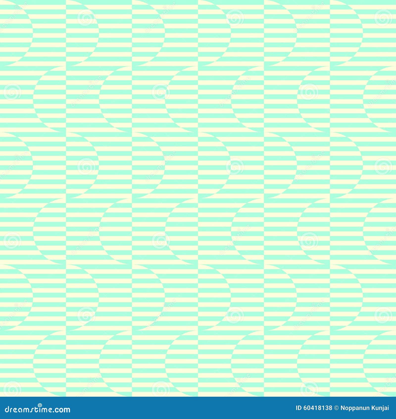 几何无缝的模式背景