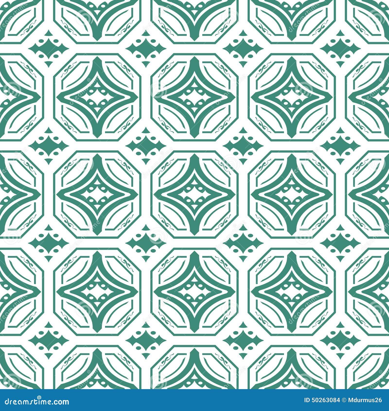 伊斯兰教的墙壁和织品主题.图片