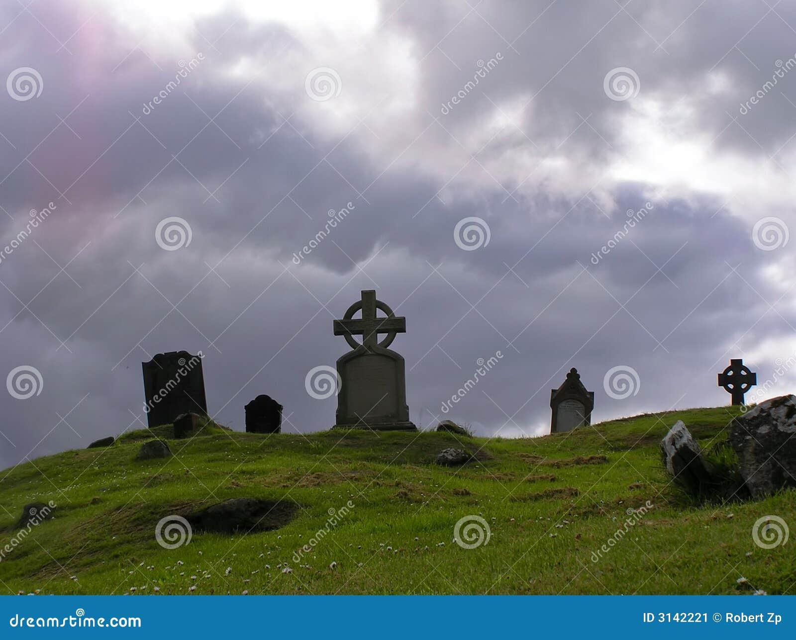 凯尔特cementary