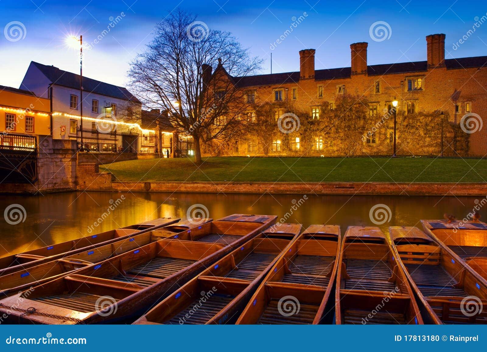 凸轮剑桥英国踢河