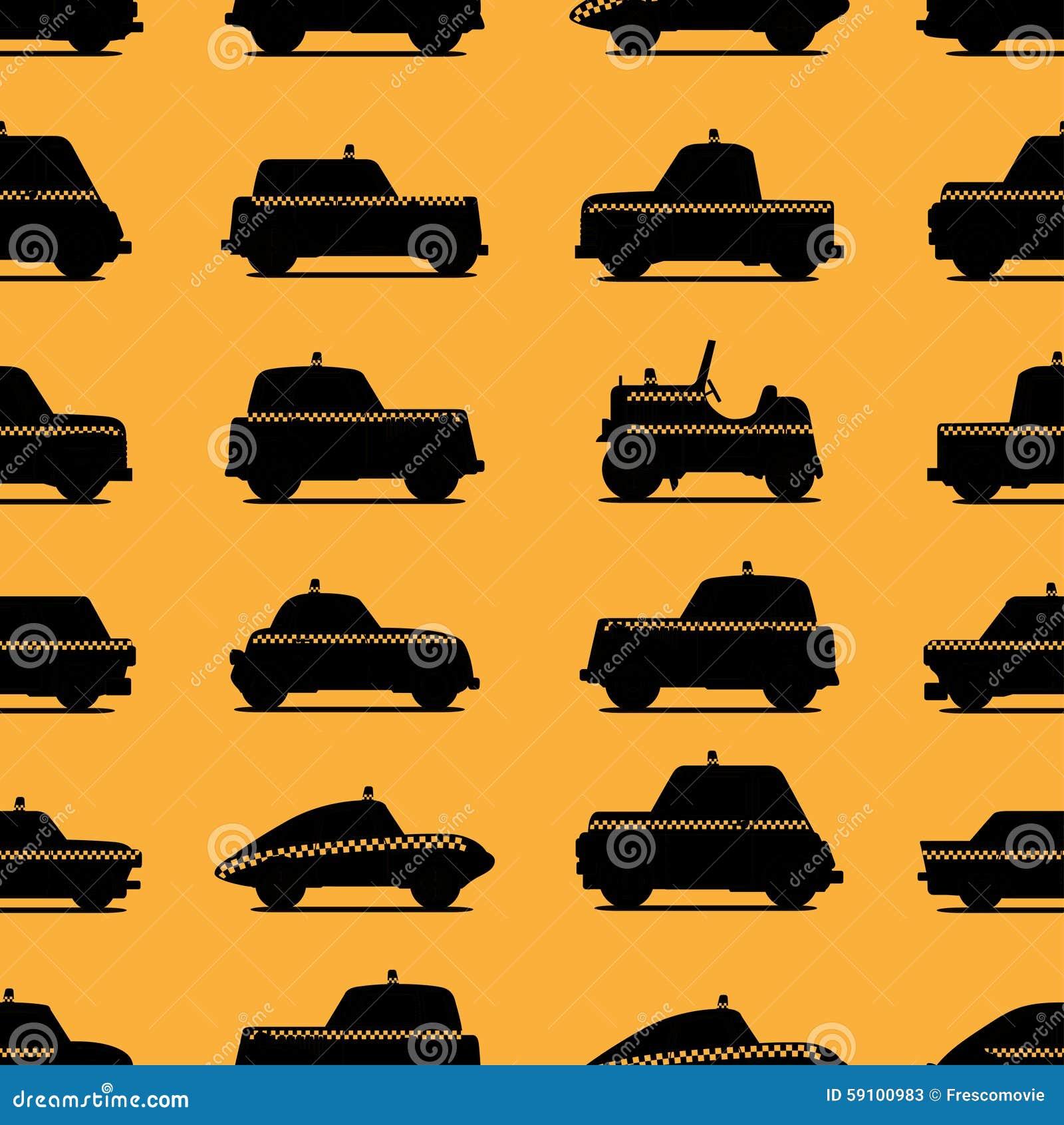 出租汽车样式