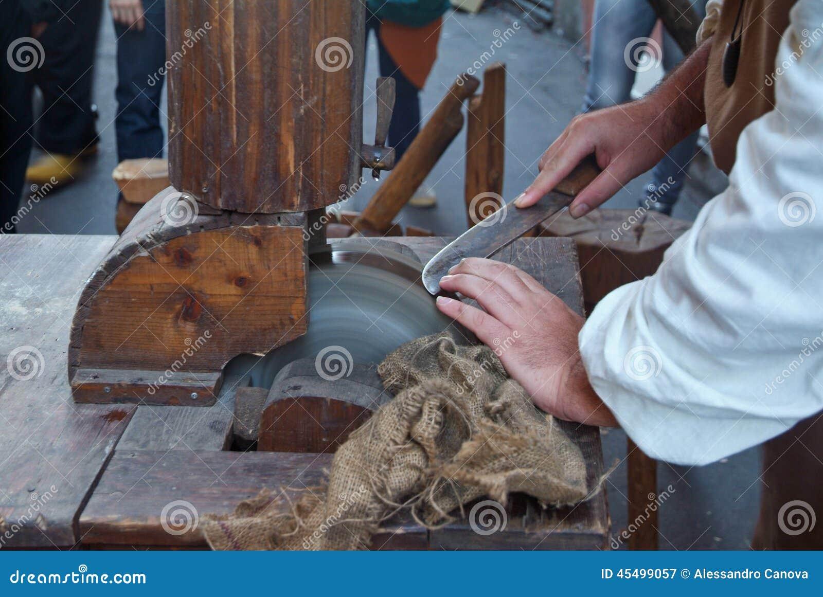 刀子研磨机barbarossa记念