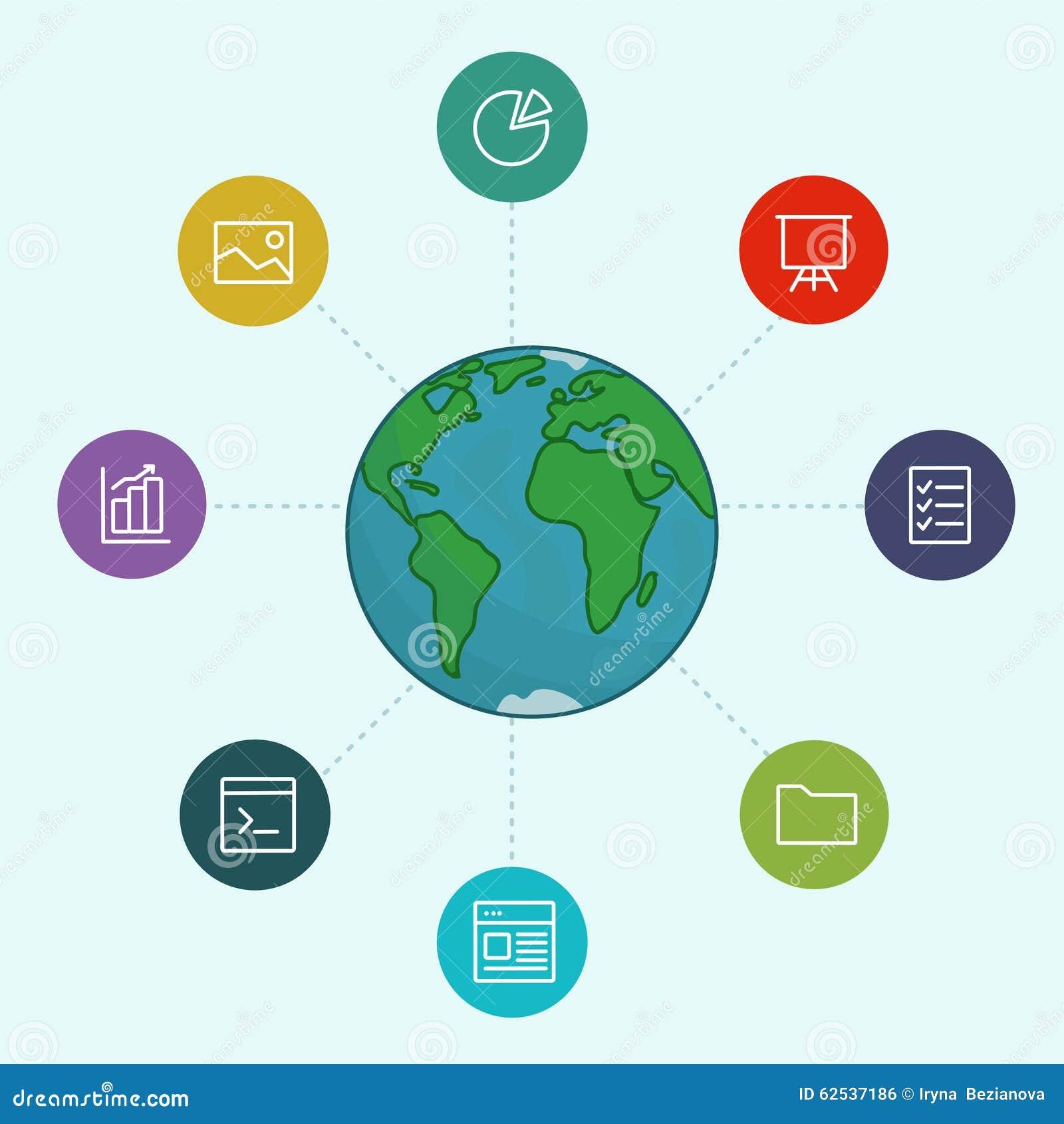 分享工作文件和参考资料