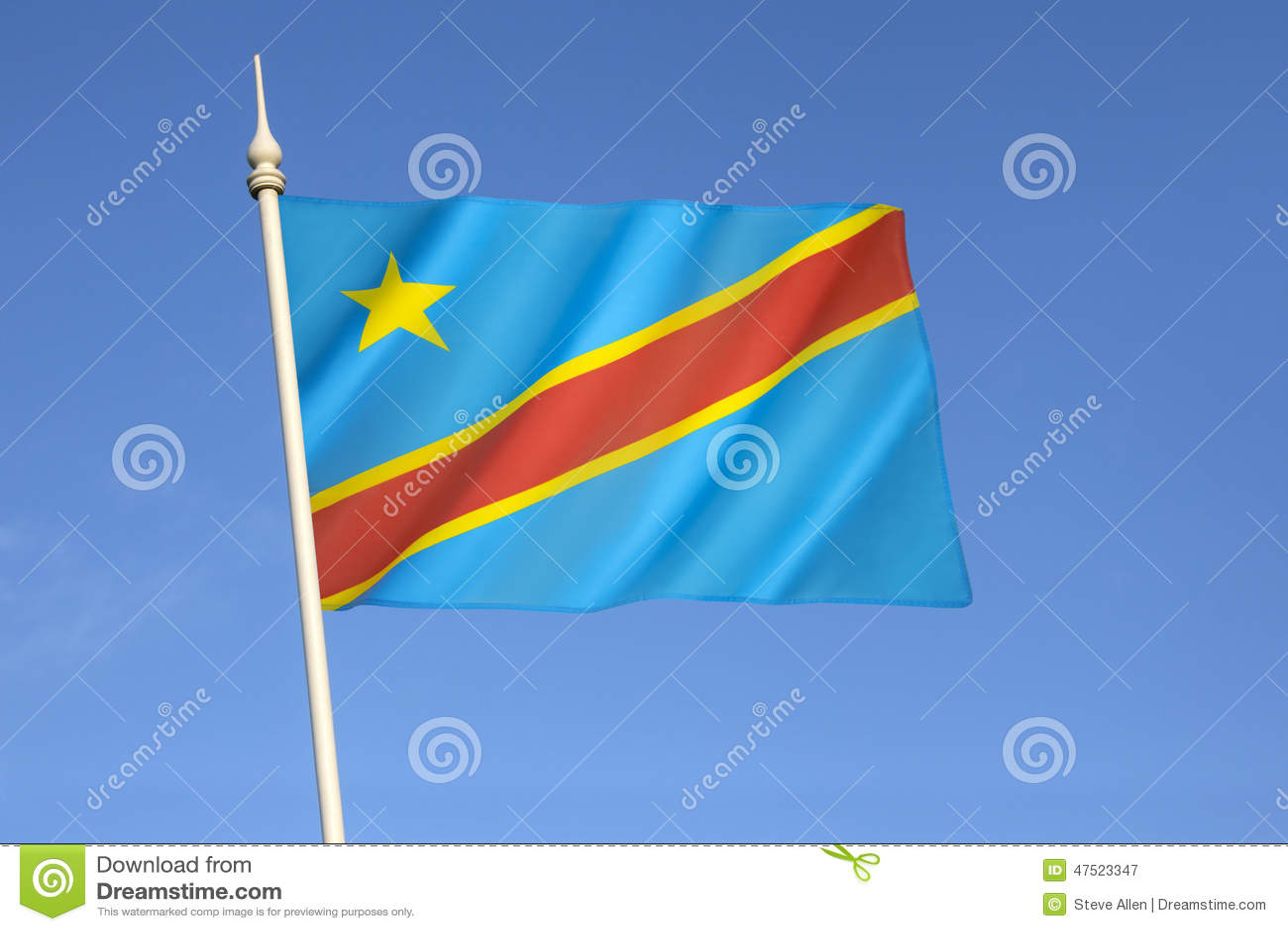 刚果民主标志共和国