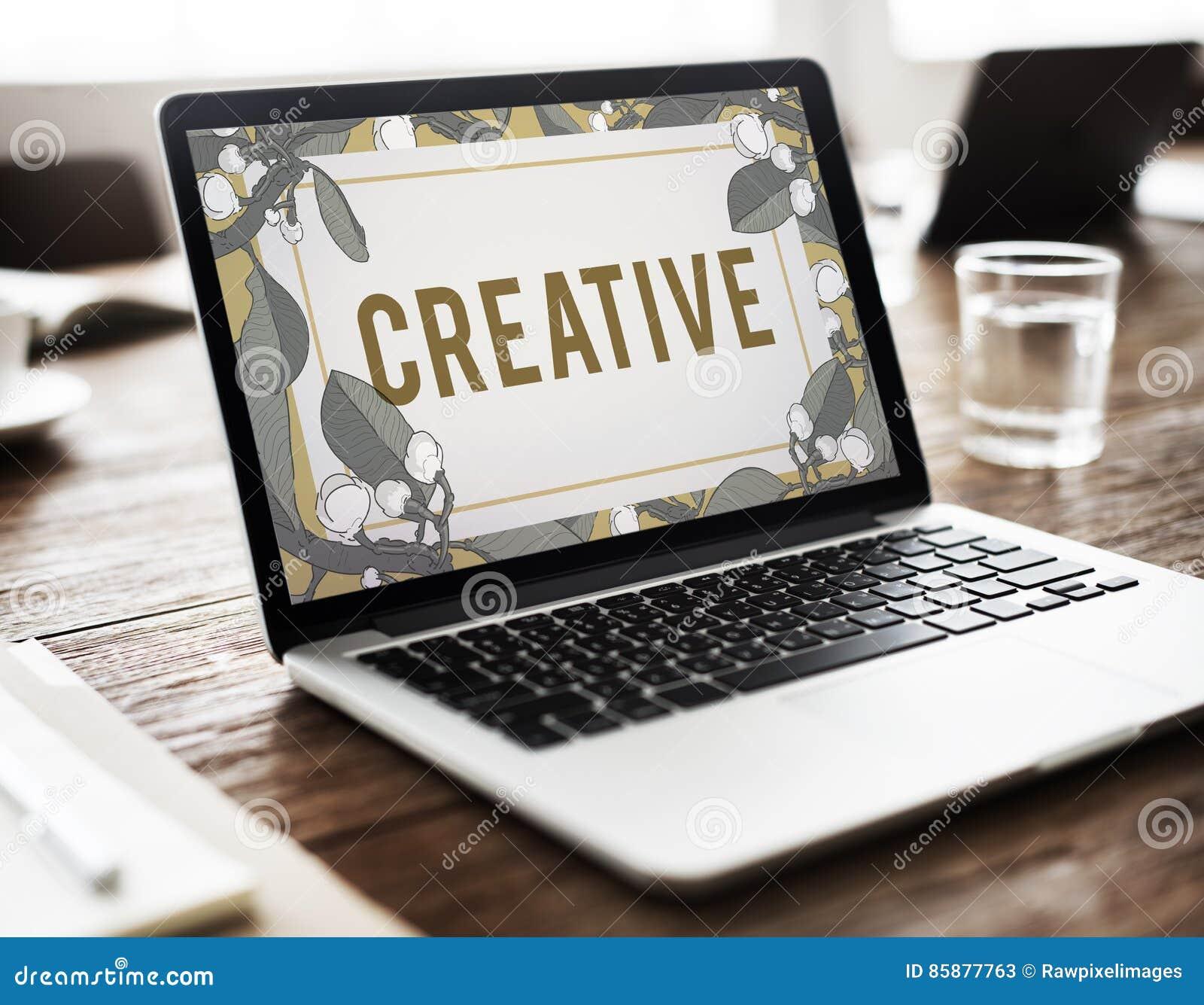 创造性的想法想象力启发叶子自然概念