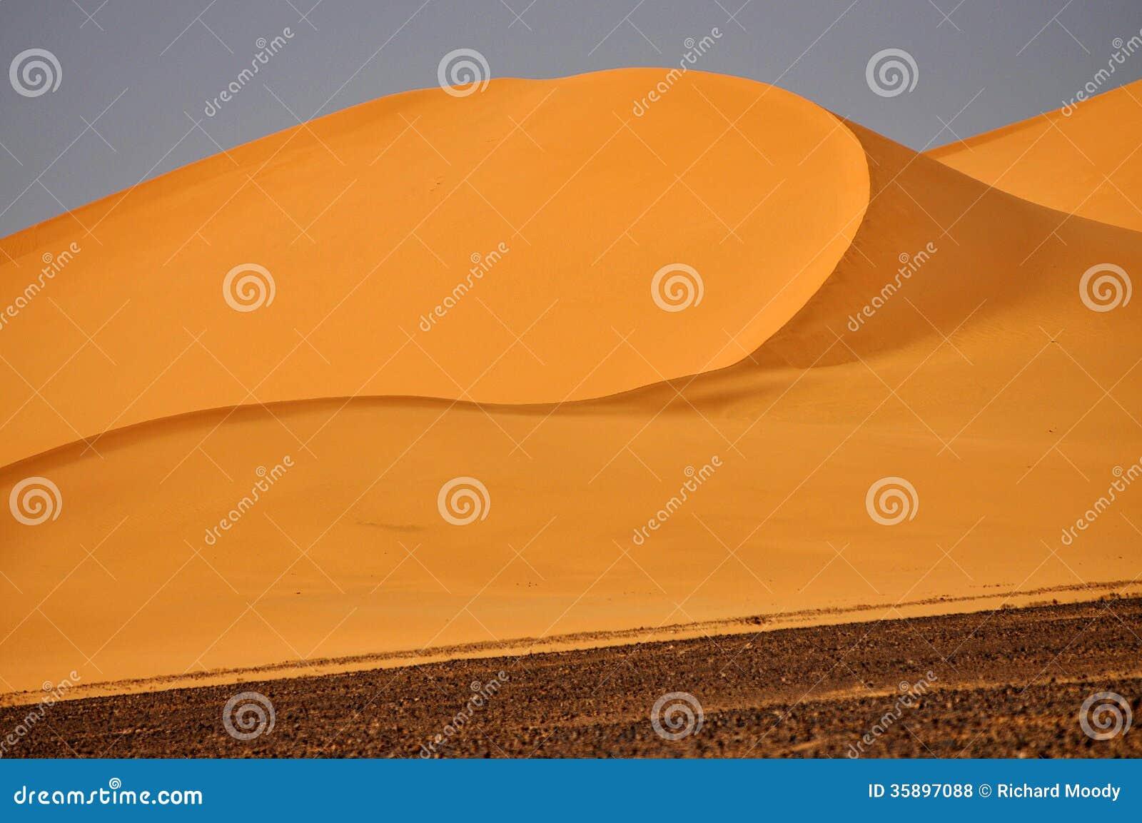 利比亚沙丘