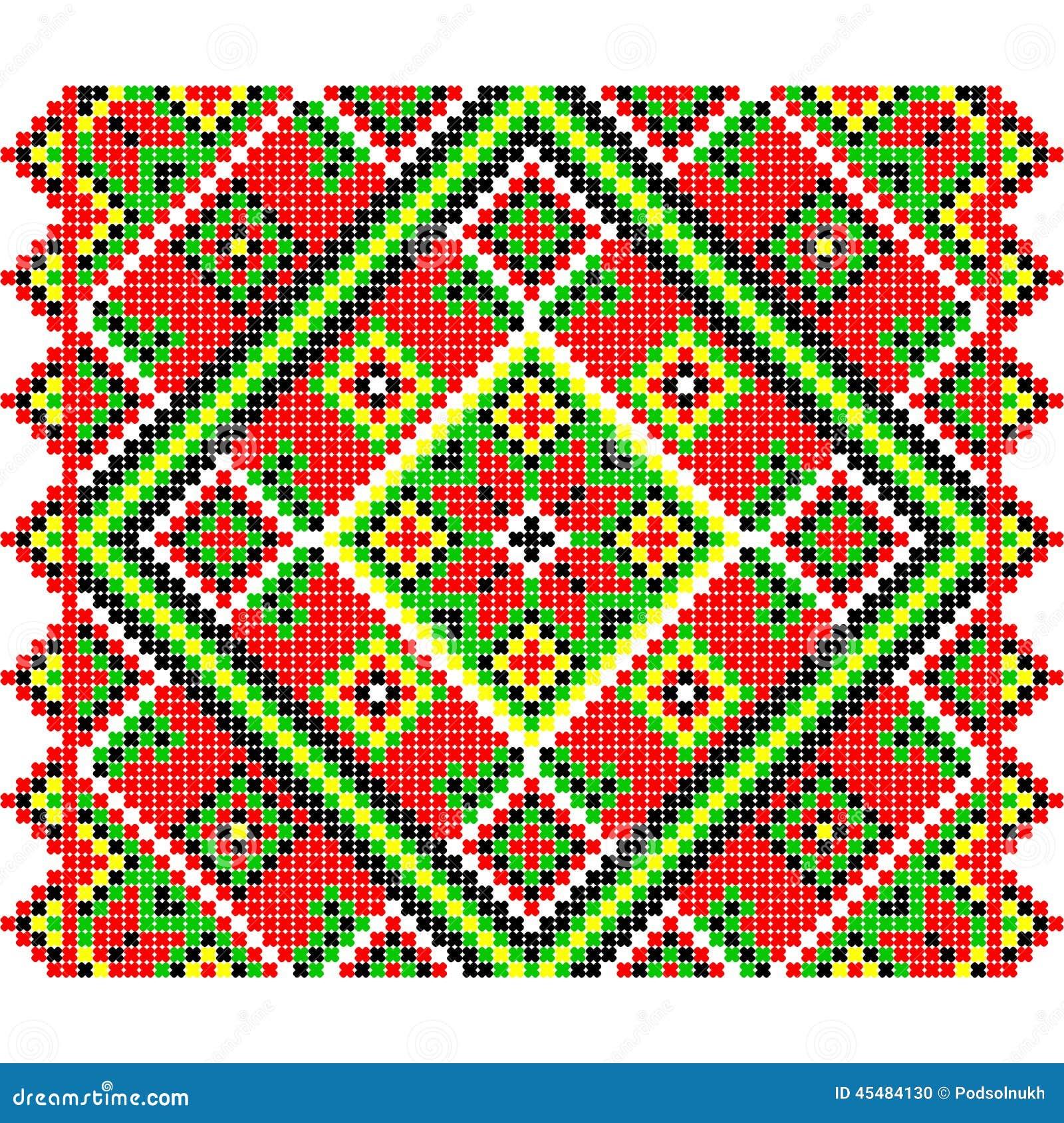 刺绣 乌克兰国家装饰品