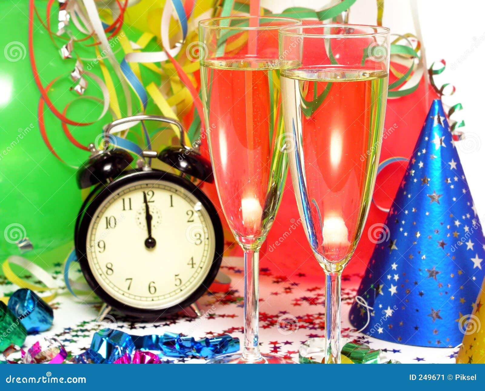前夕新年度