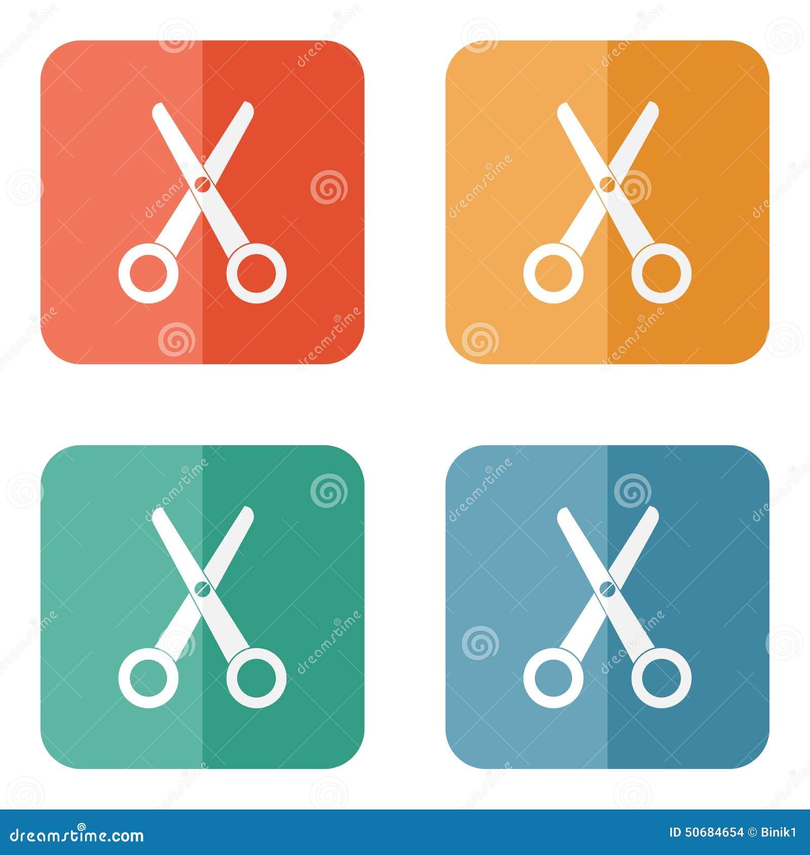 Download 剪象 库存例证. 插画 包括有 单色, 剪影, 裁缝, 夹子, 图表, 工具, 图标, 例证, 简单, 设计 - 50684654