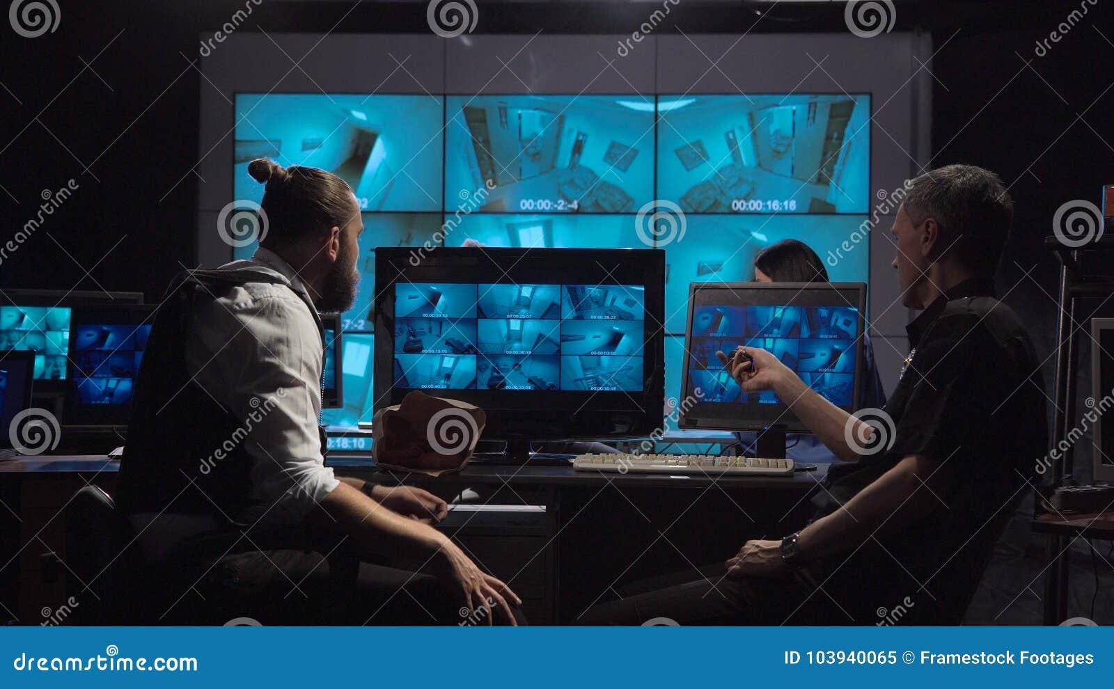 办公室监视队