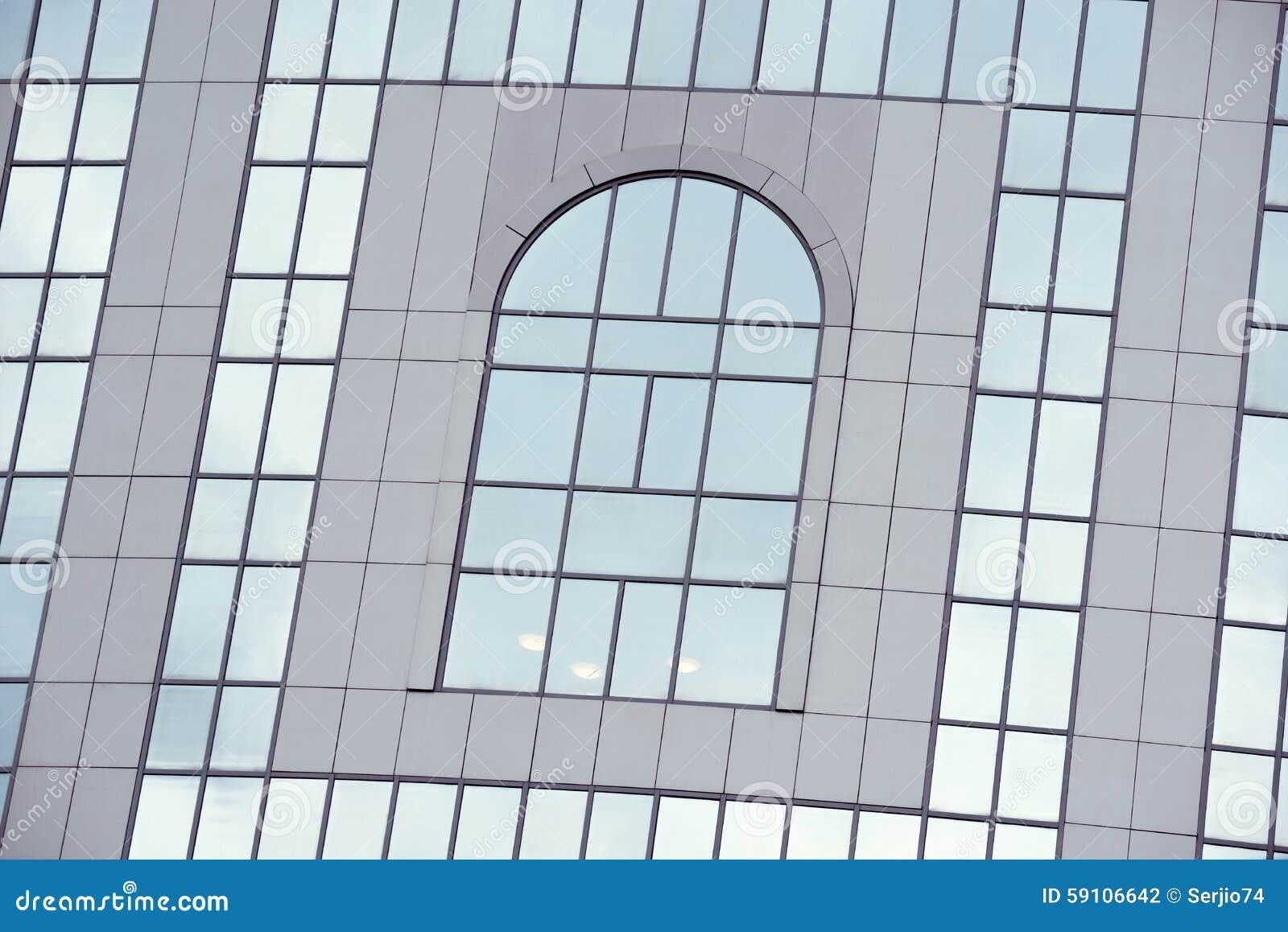 办公楼墙壁