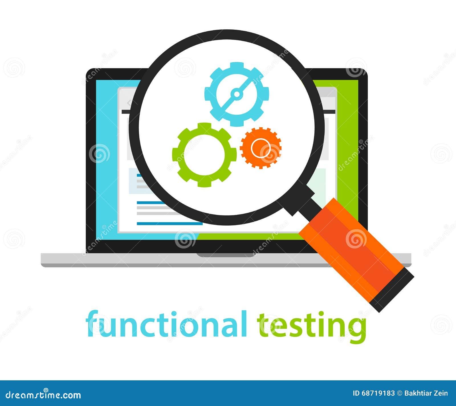 功能性测试软件开发过程方法学