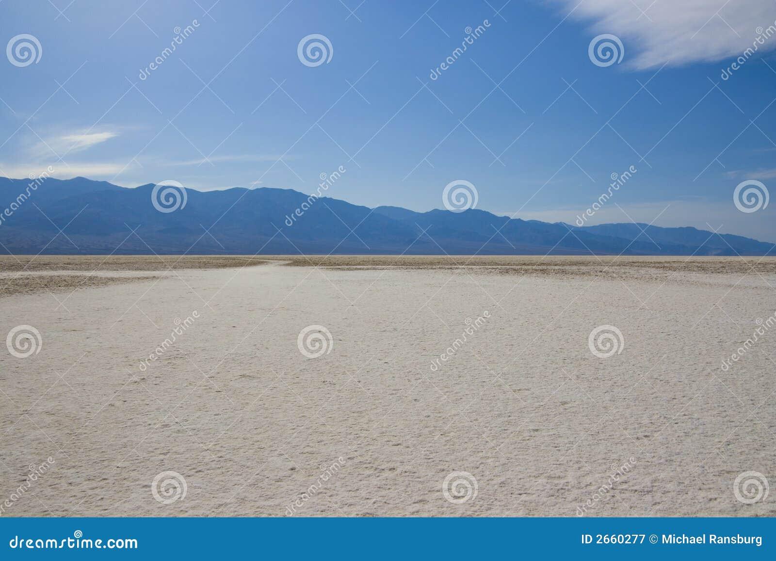 加利福尼亚Death Valley