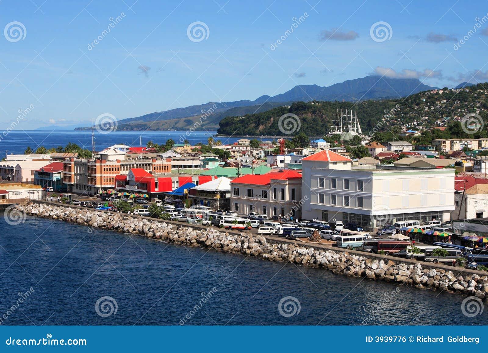 加勒比城市