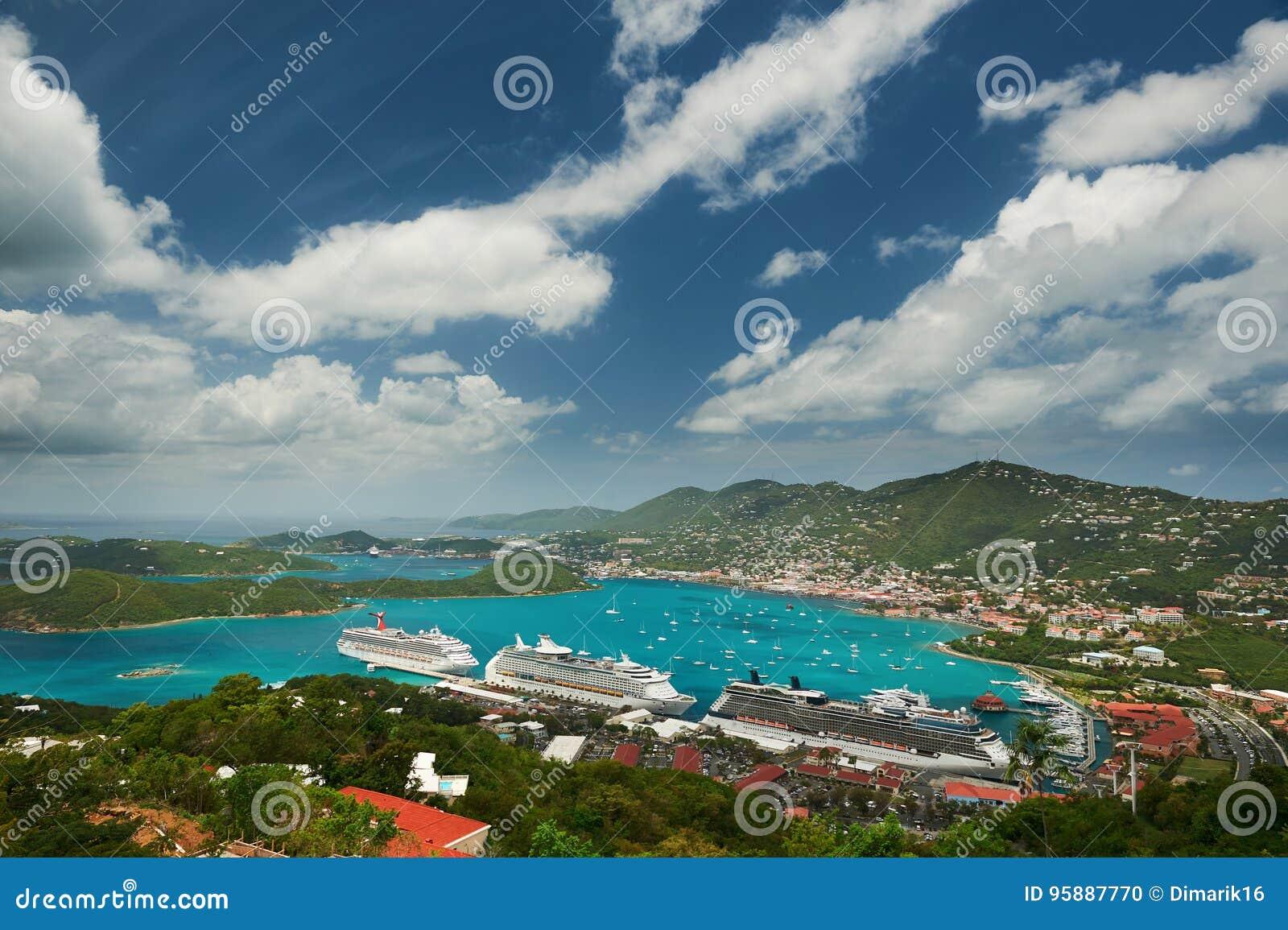 加勒比巡航题材