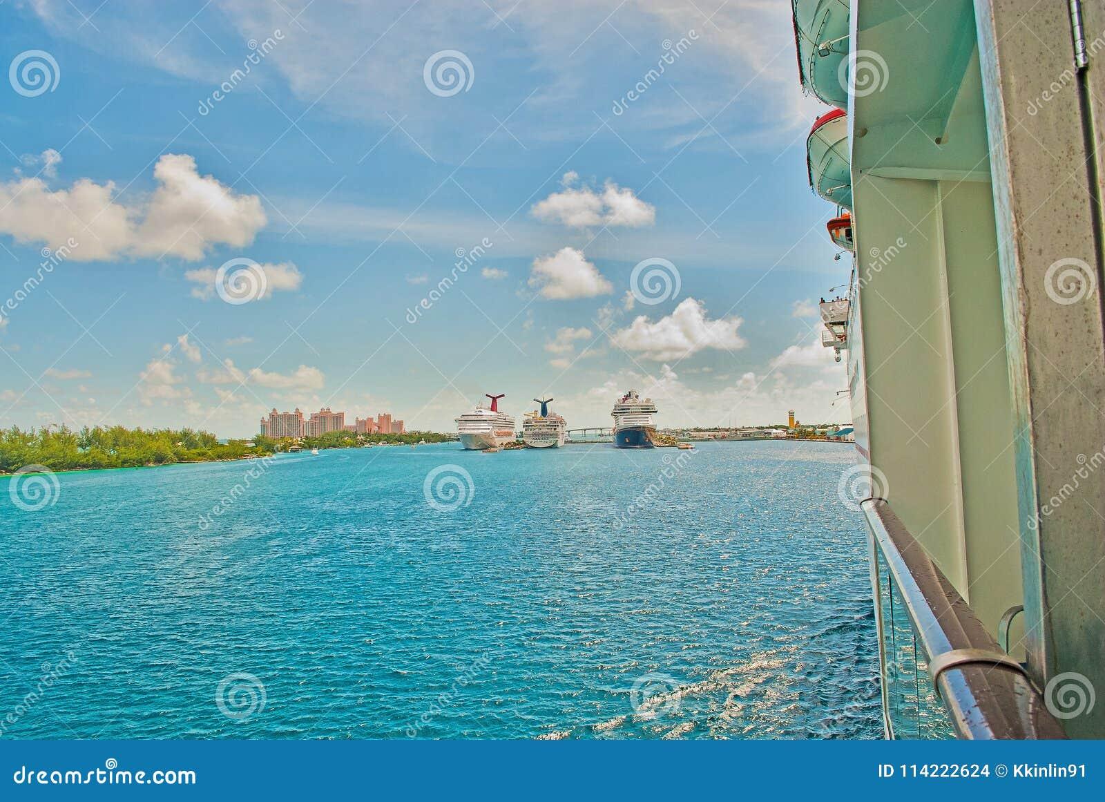 加勒比热带巡航旅行假期