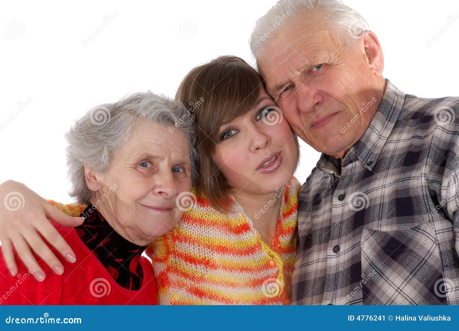 加州孙女祖父项愉快查找