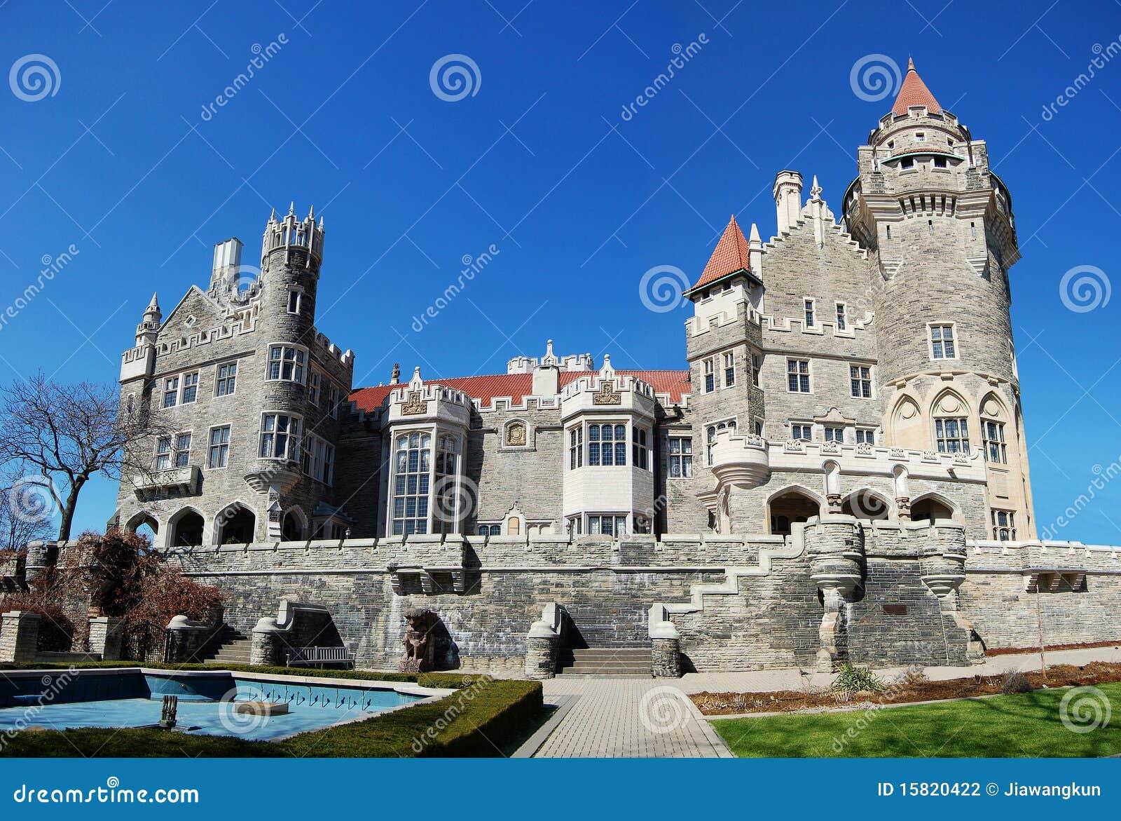加拿大住处城堡loma多伦多