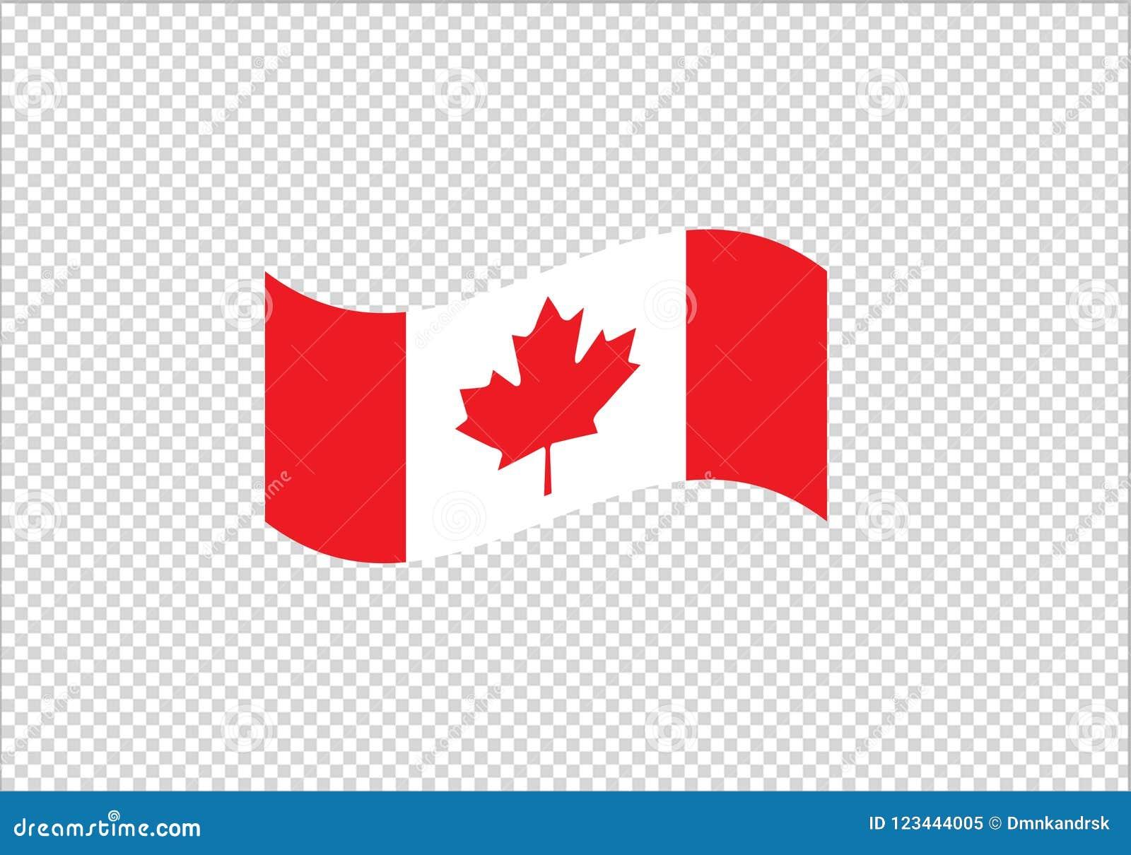 加拿大国旗国家象征向量例证. 插画包括有外套, 叶子, 例证, 国家 地区 图片