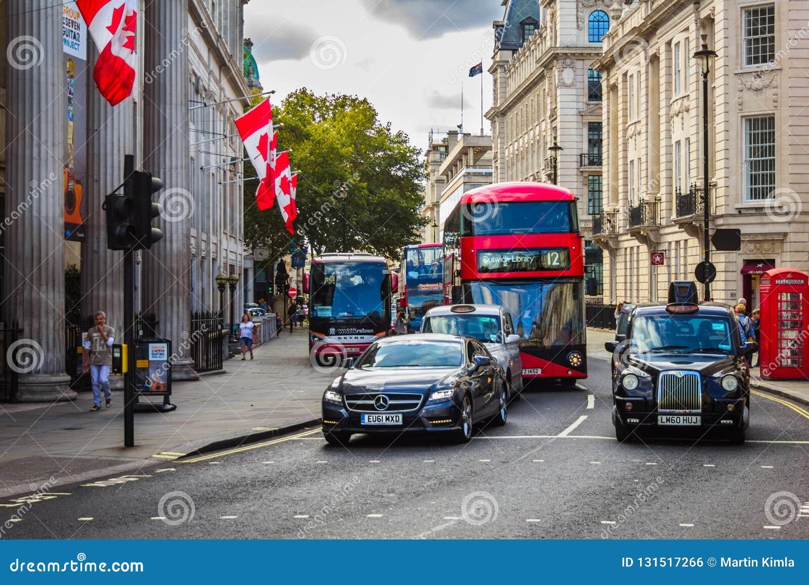 加拿大的高级委员会在英国