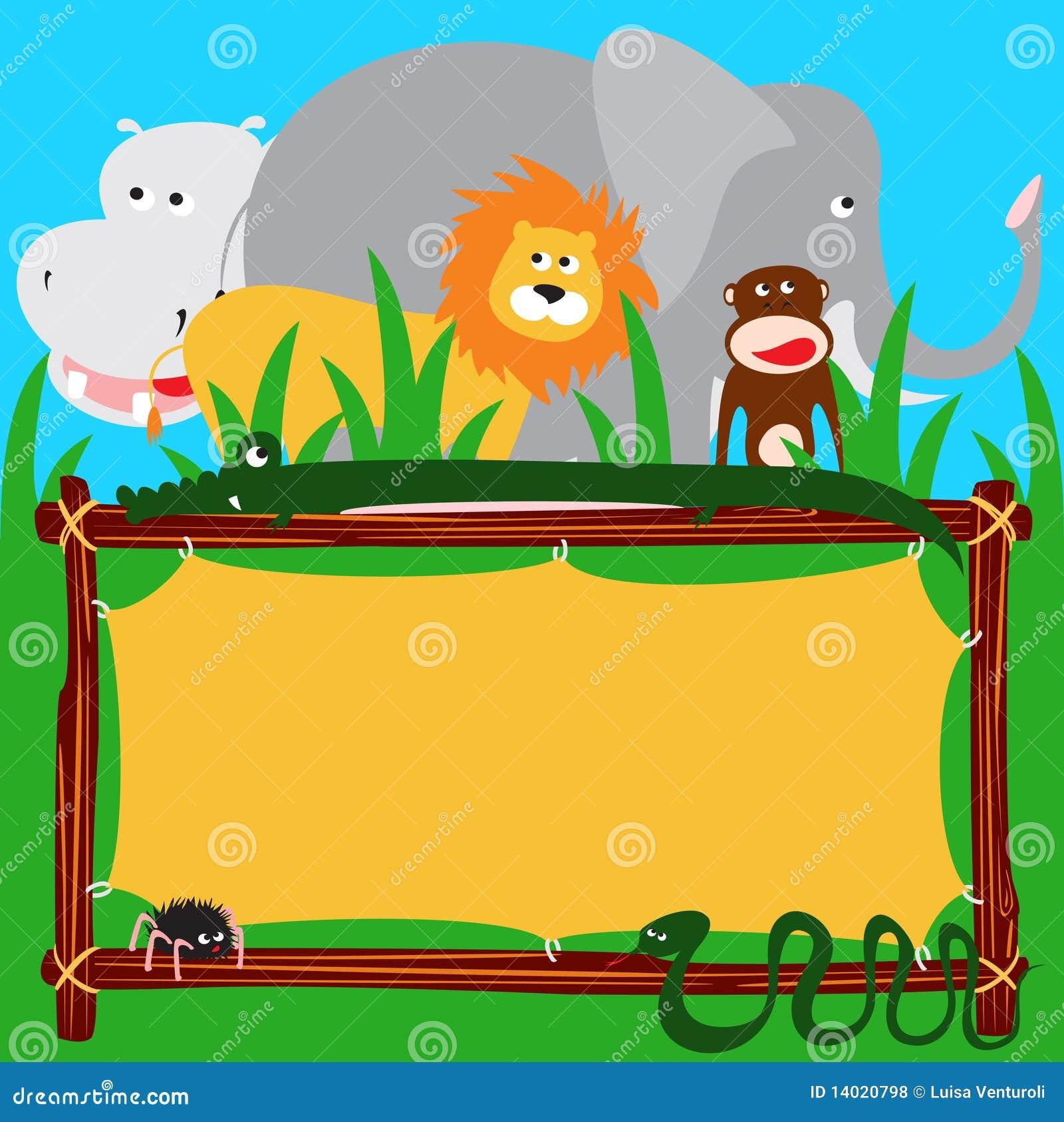 动物森林图片