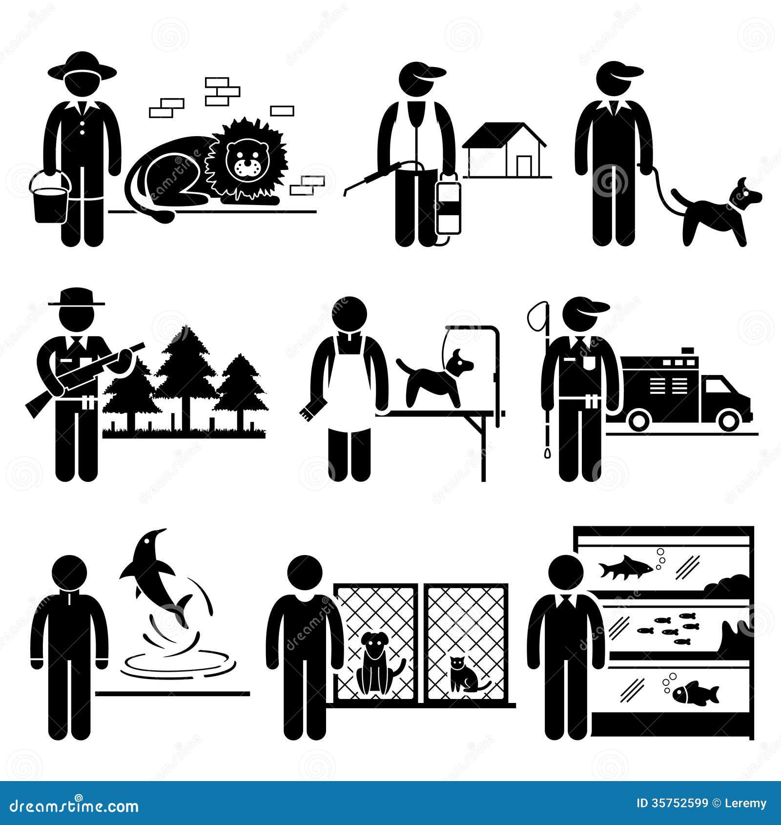 动物相关工作职业事业