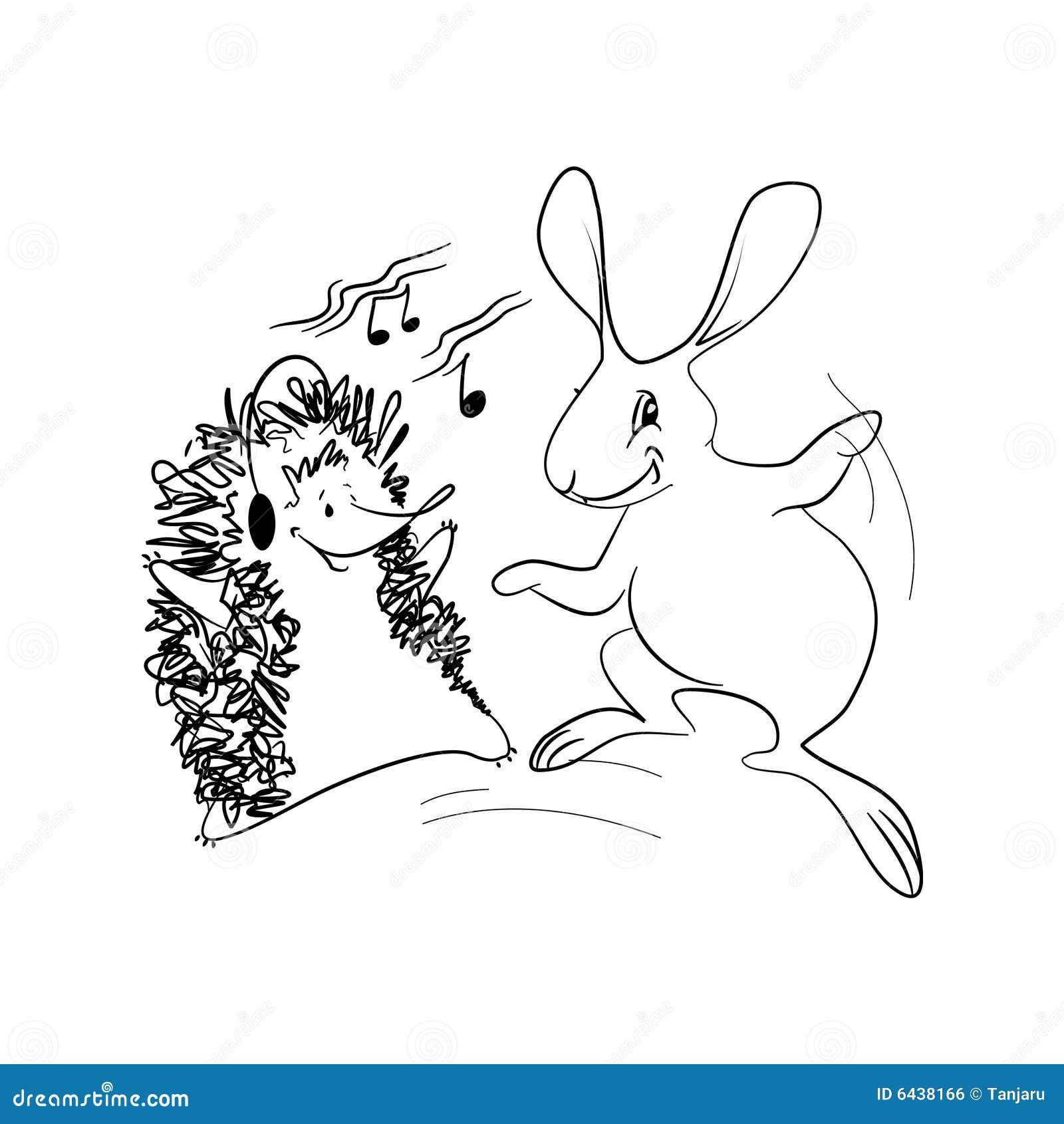 跳舞猬p音乐的大象.严蕾动物v音乐兔子浇花图片