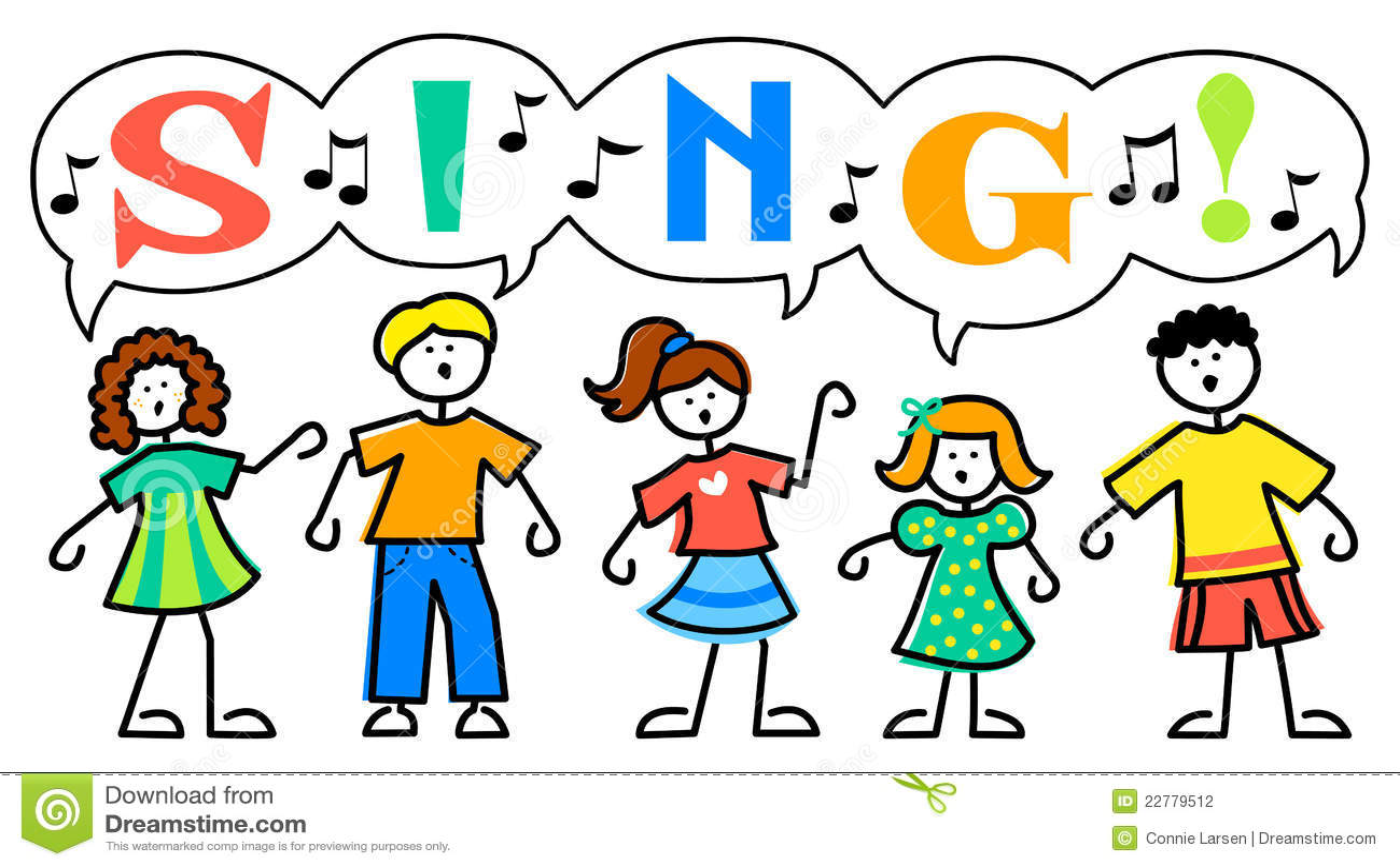 动画片孩子音乐唱歌