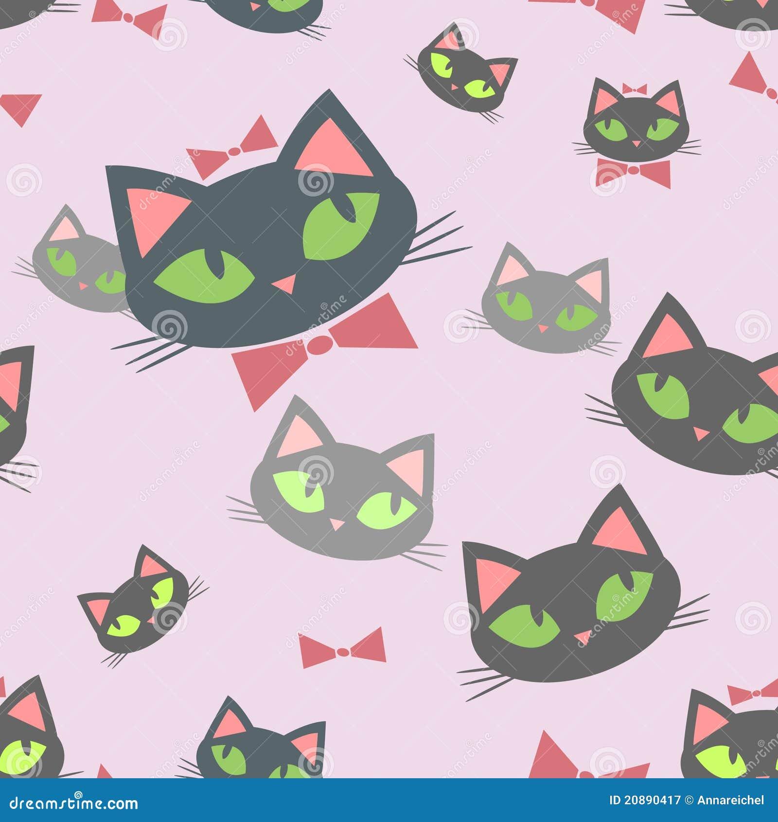 动画片无缝猫的模式