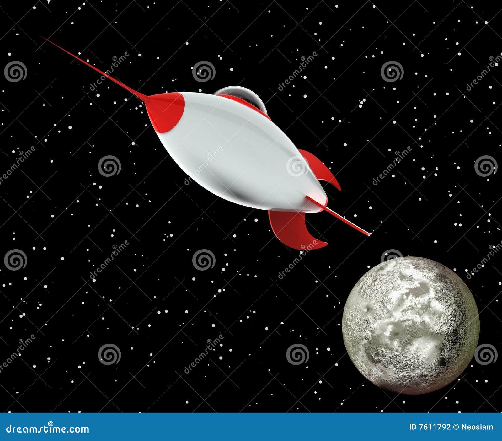 动画片火箭