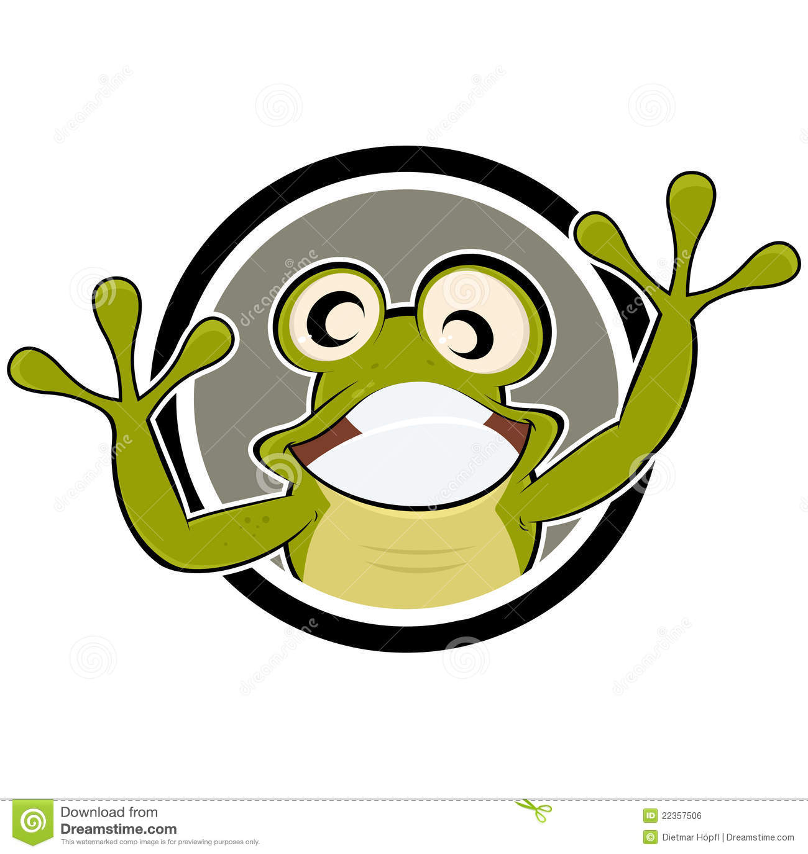 动画片青蛙