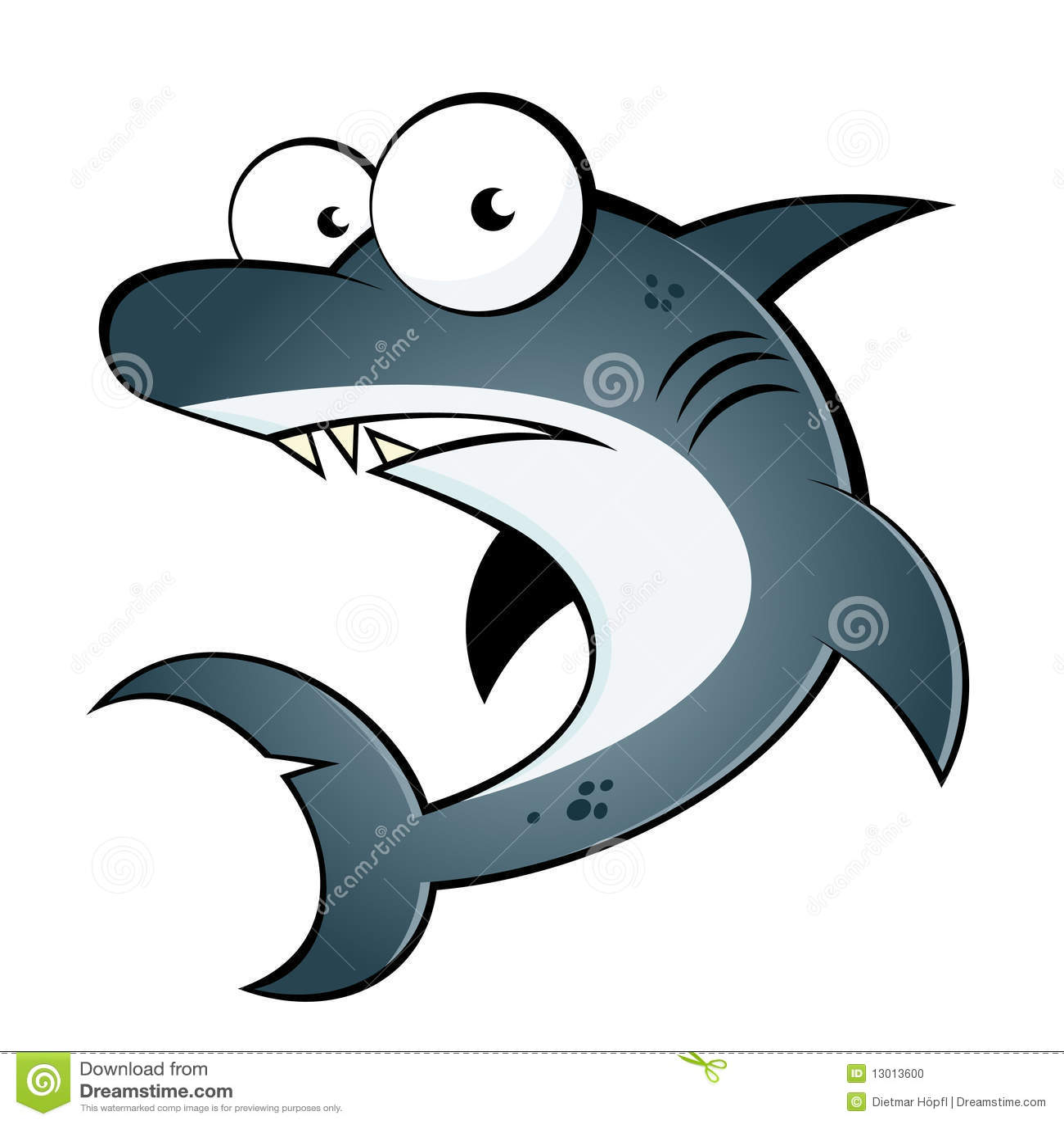 鲨鱼白色 敌意, 水族馆, 蓝色, 动画片, 字符, 可笑, 设计, 图画, 鱼图片