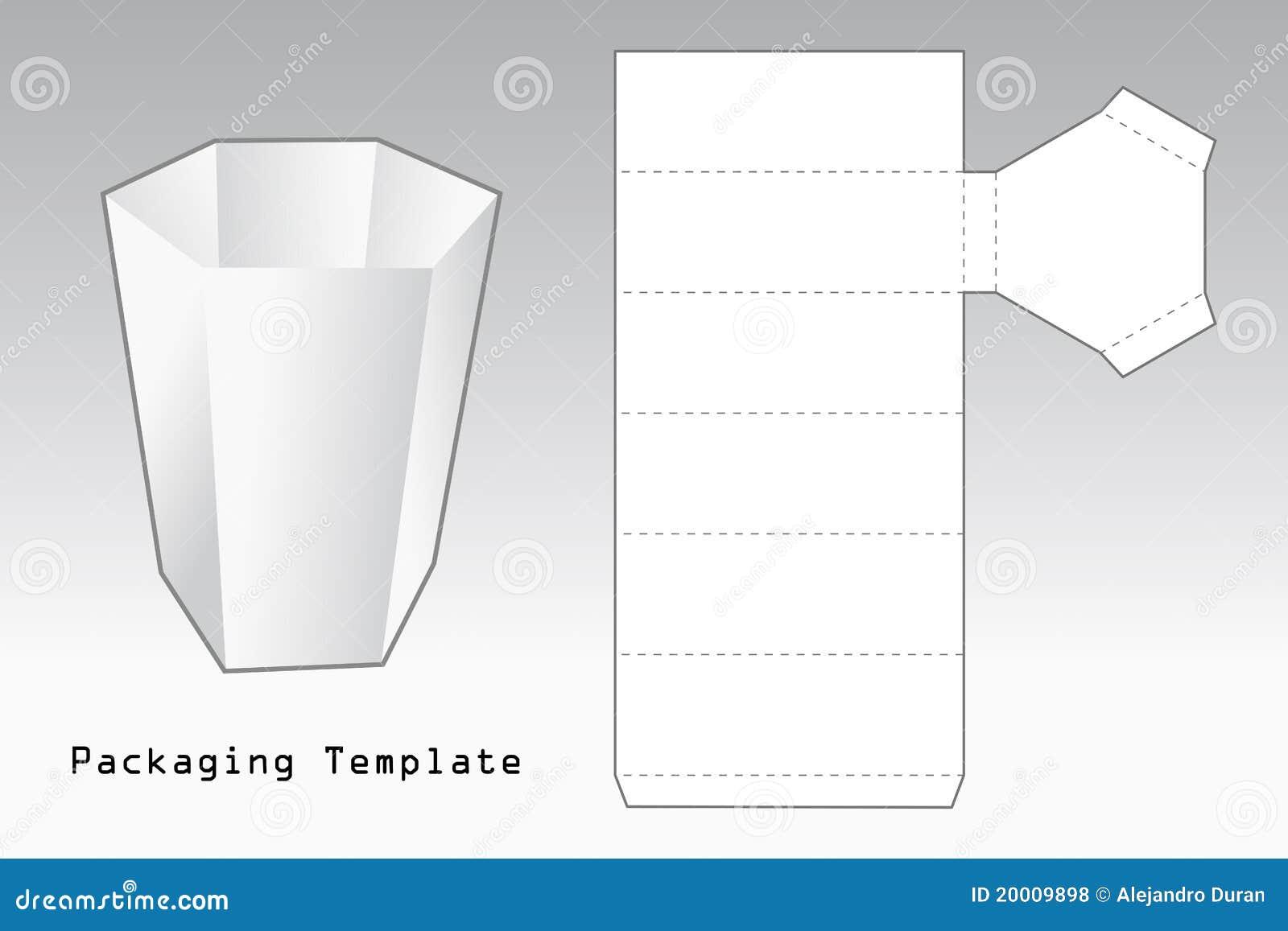 包装的模板