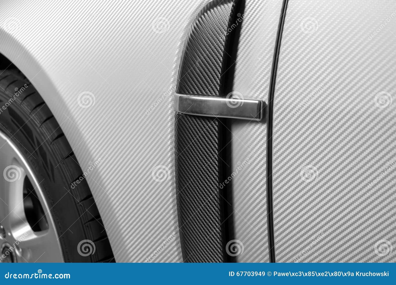 包裹汽车箔