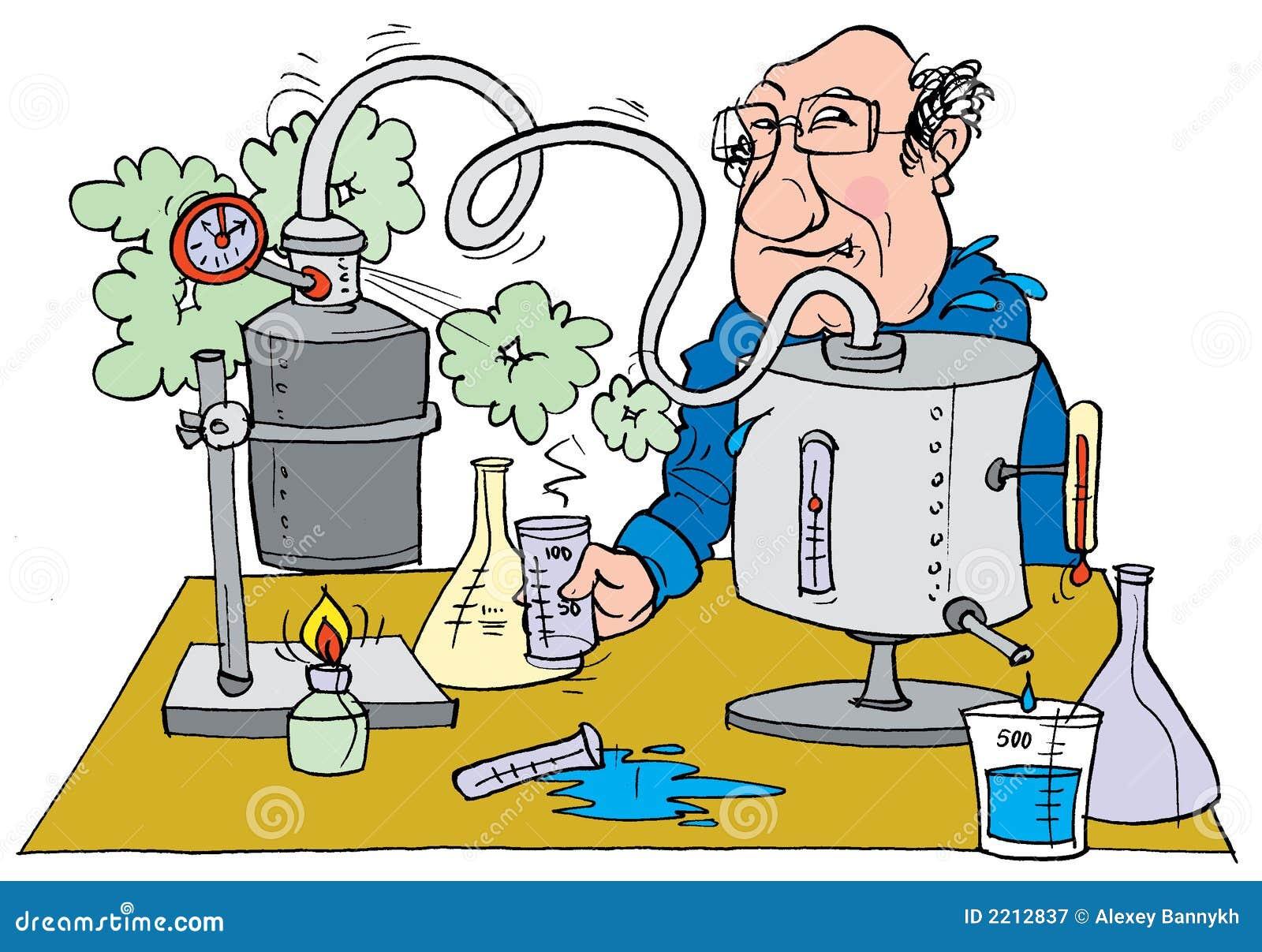 化学家图片