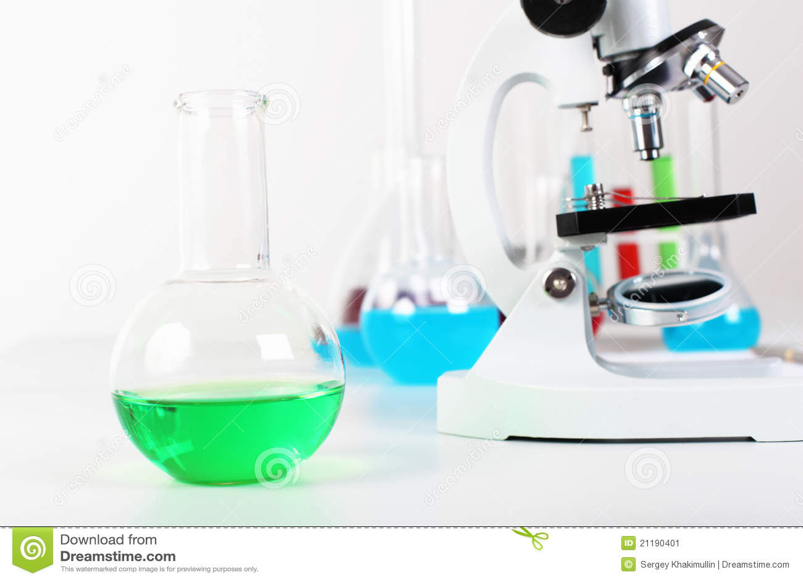 化学或生物laborotary设备